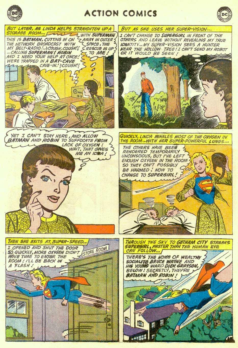Action Comics (1938) 270 Page 25