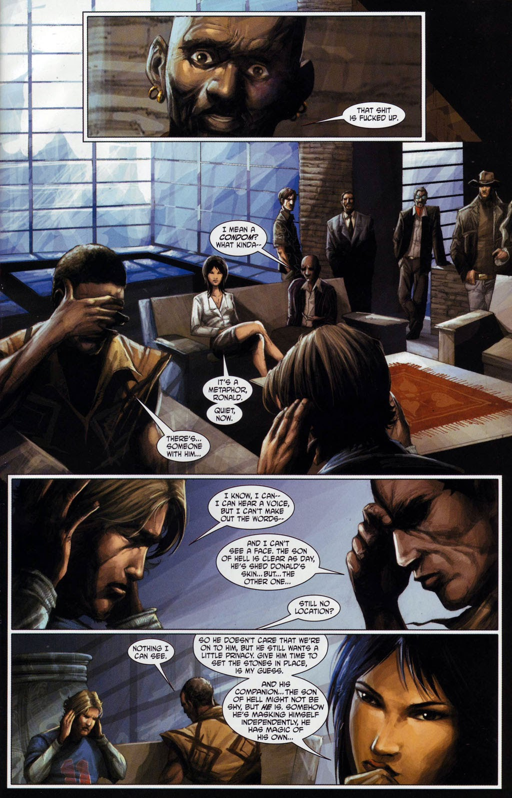 7 Brothers issue 3 - Page 8