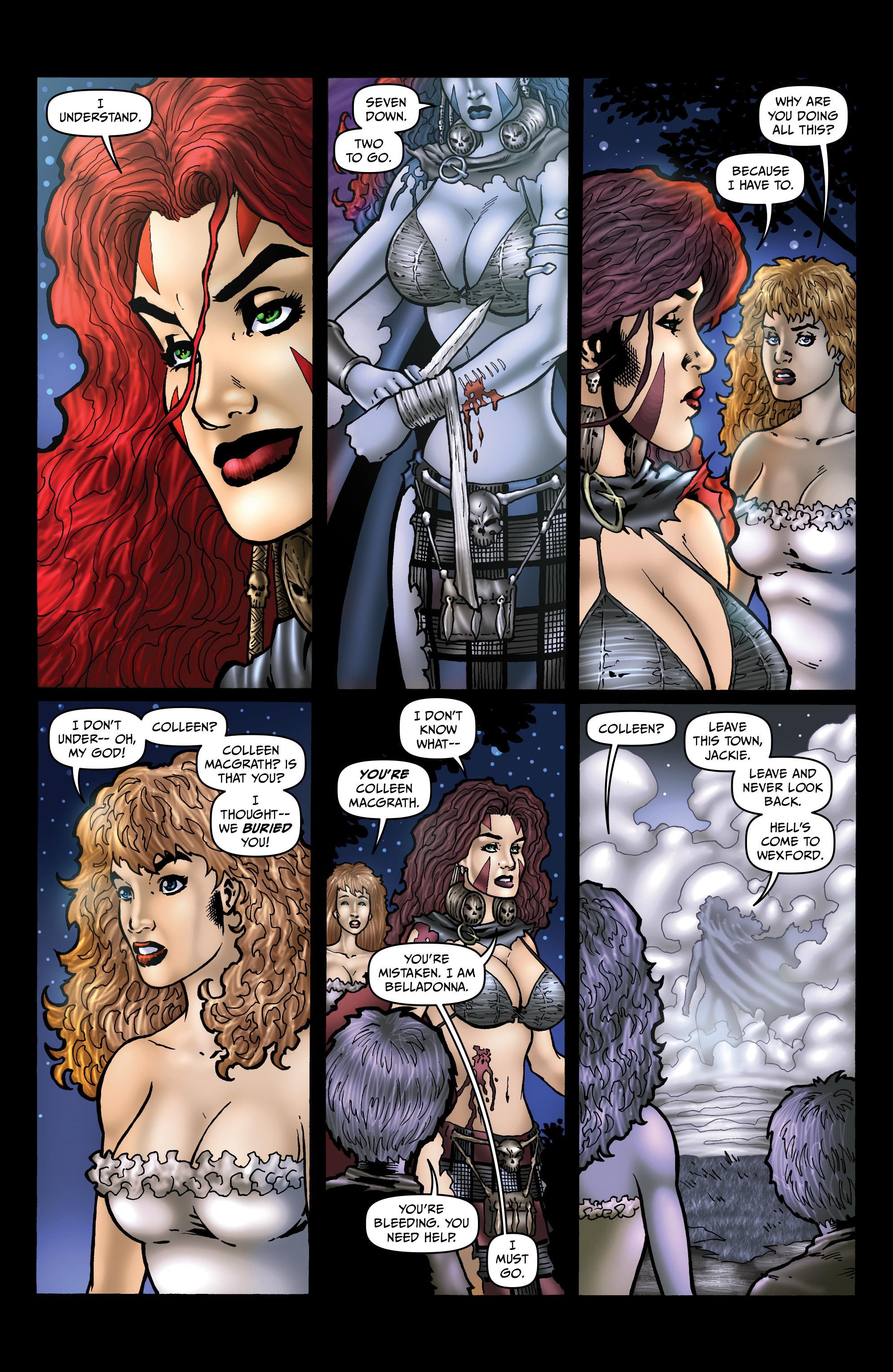 Read online Belladonna: Origins comic -  Issue #4 - 16