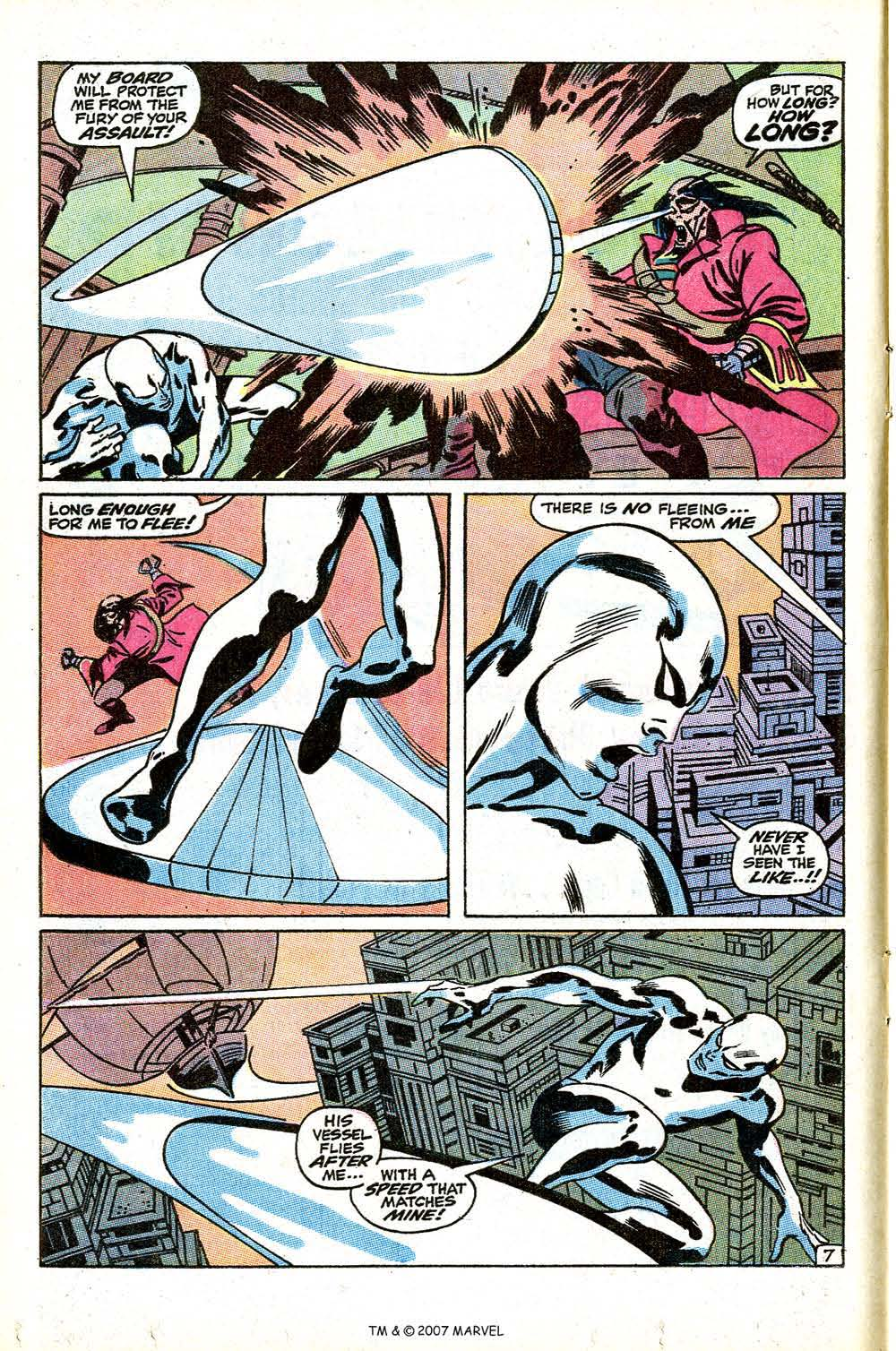Silver Surfer (1968) Issue #9 #9 - English 12