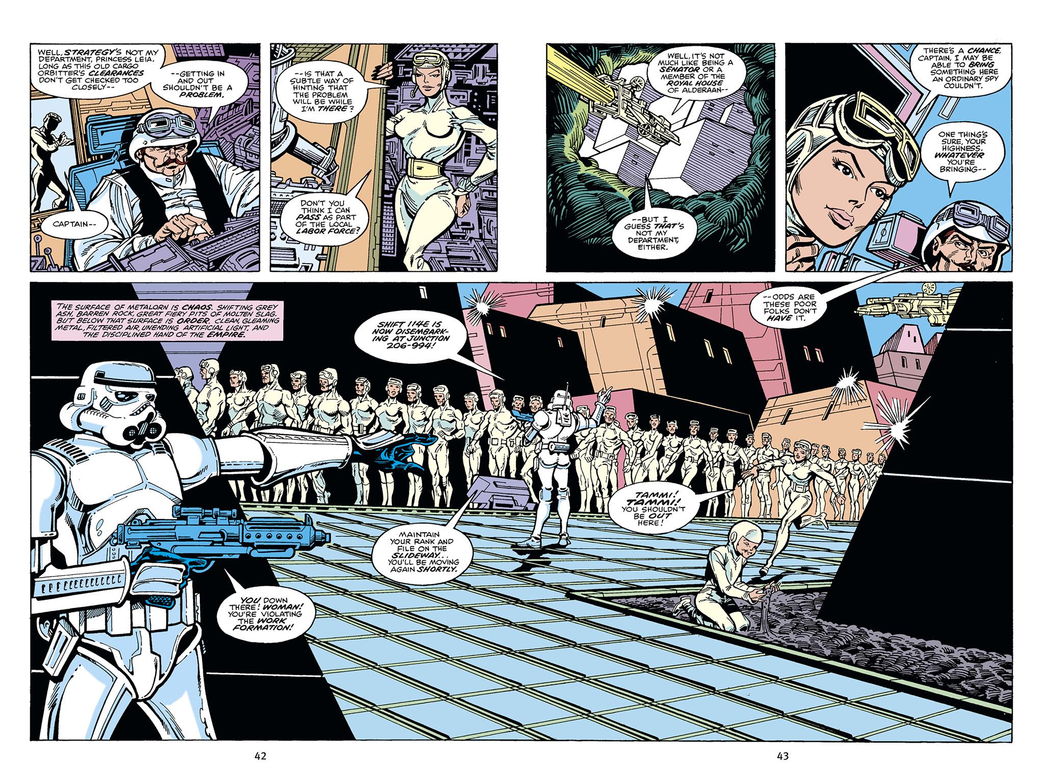 Read online Star Wars Omnibus comic -  Issue # Vol. 14 - 43