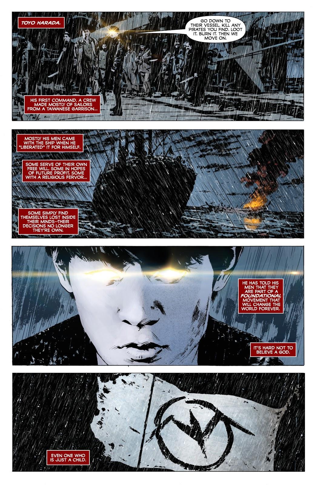 Read online X-O Manowar (2017) comic -  Issue #25 - 26