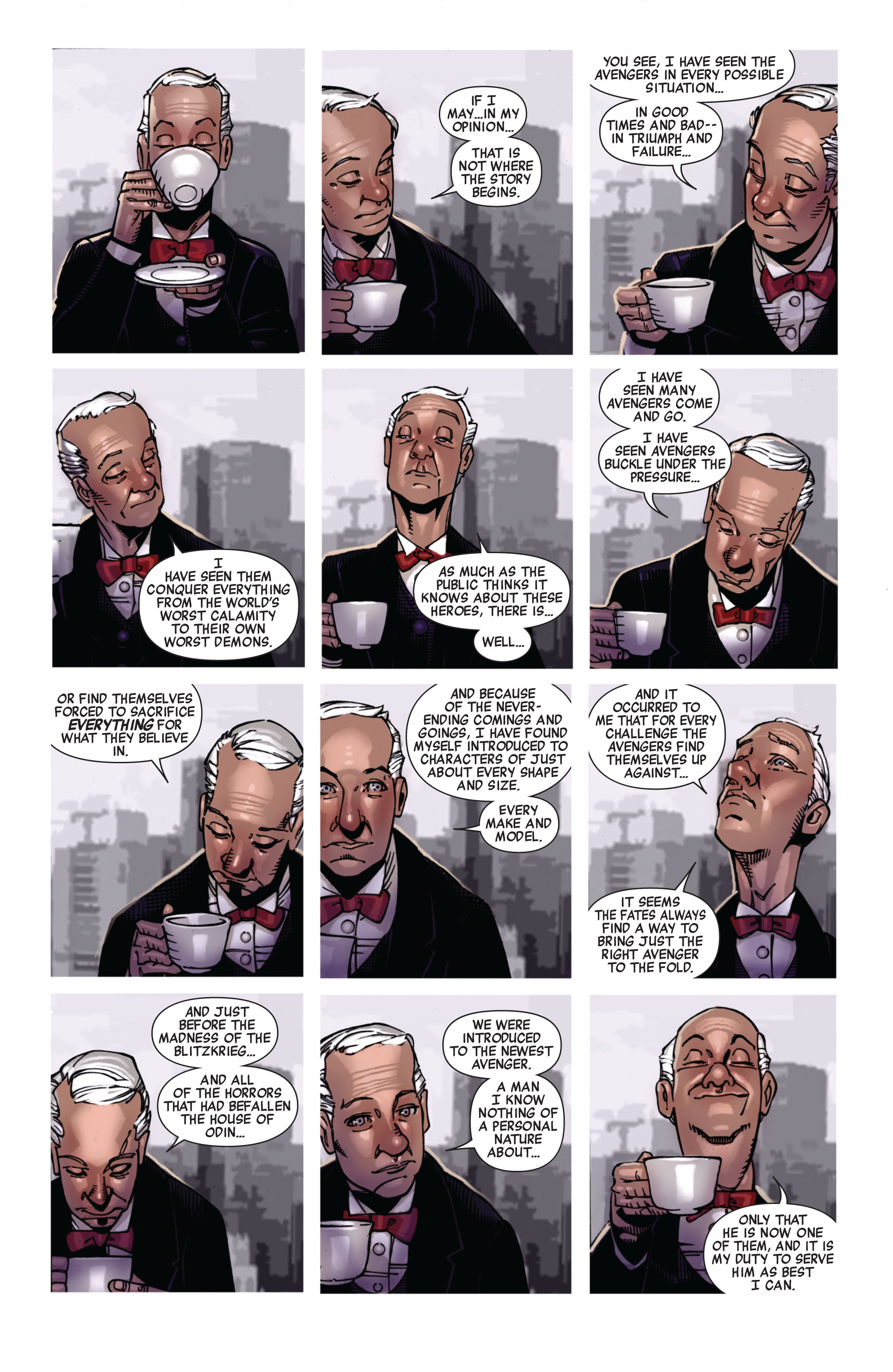 Read online Avengers (2010) comic -  Issue #13 - 7