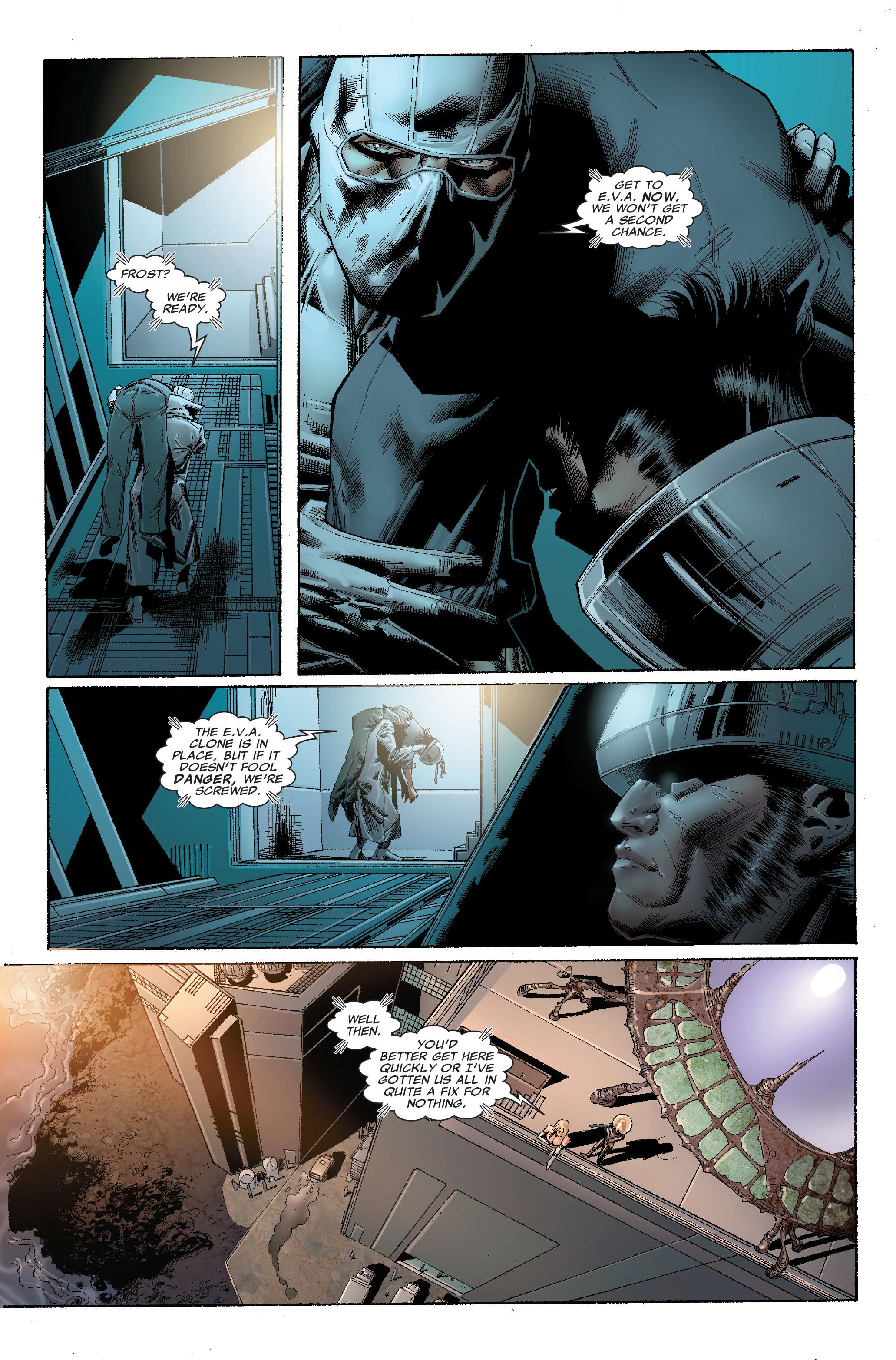 Read online Uncanny X-Men (1963) comic -  Issue #529 - 21