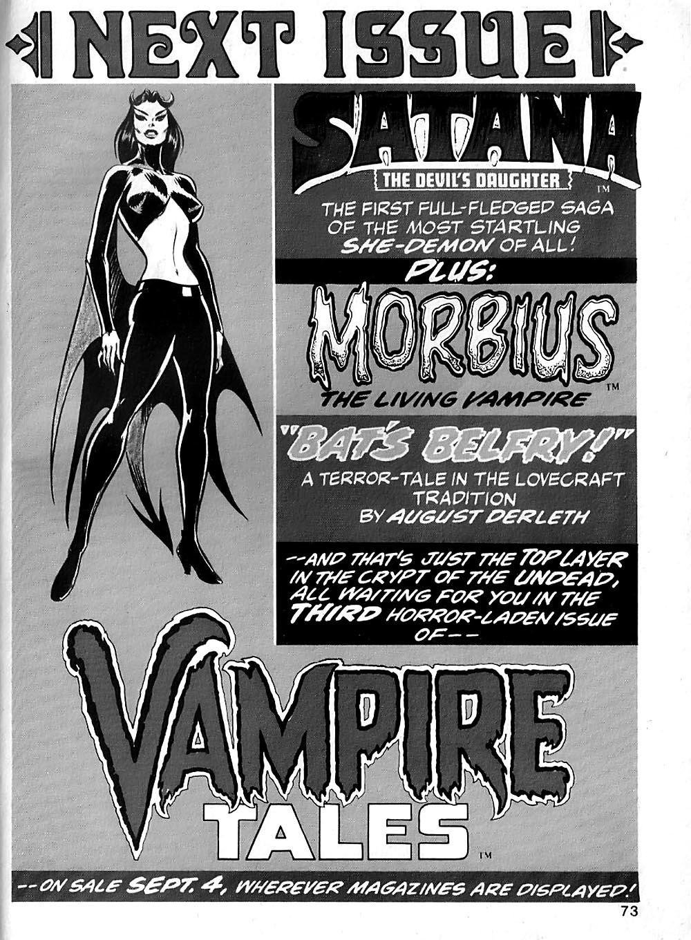 Vampire Tales issue 2 - Page 74