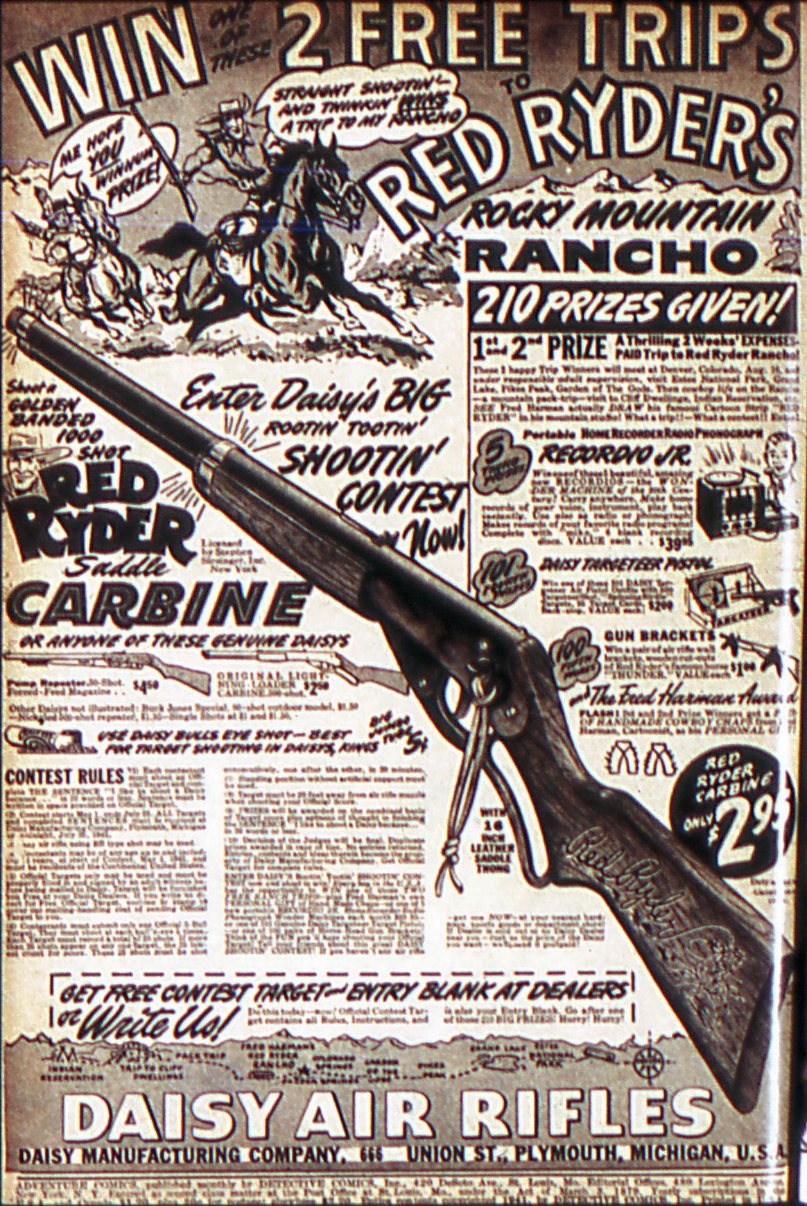 Read online Adventure Comics (1938) comic -  Issue #63 - 3