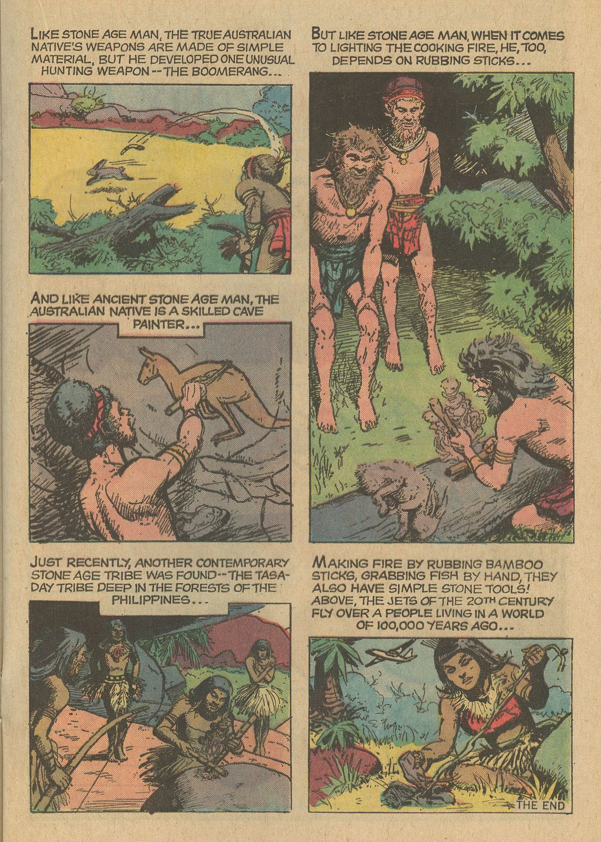 Read online Turok, Son of Stone comic -  Issue #80 - 17