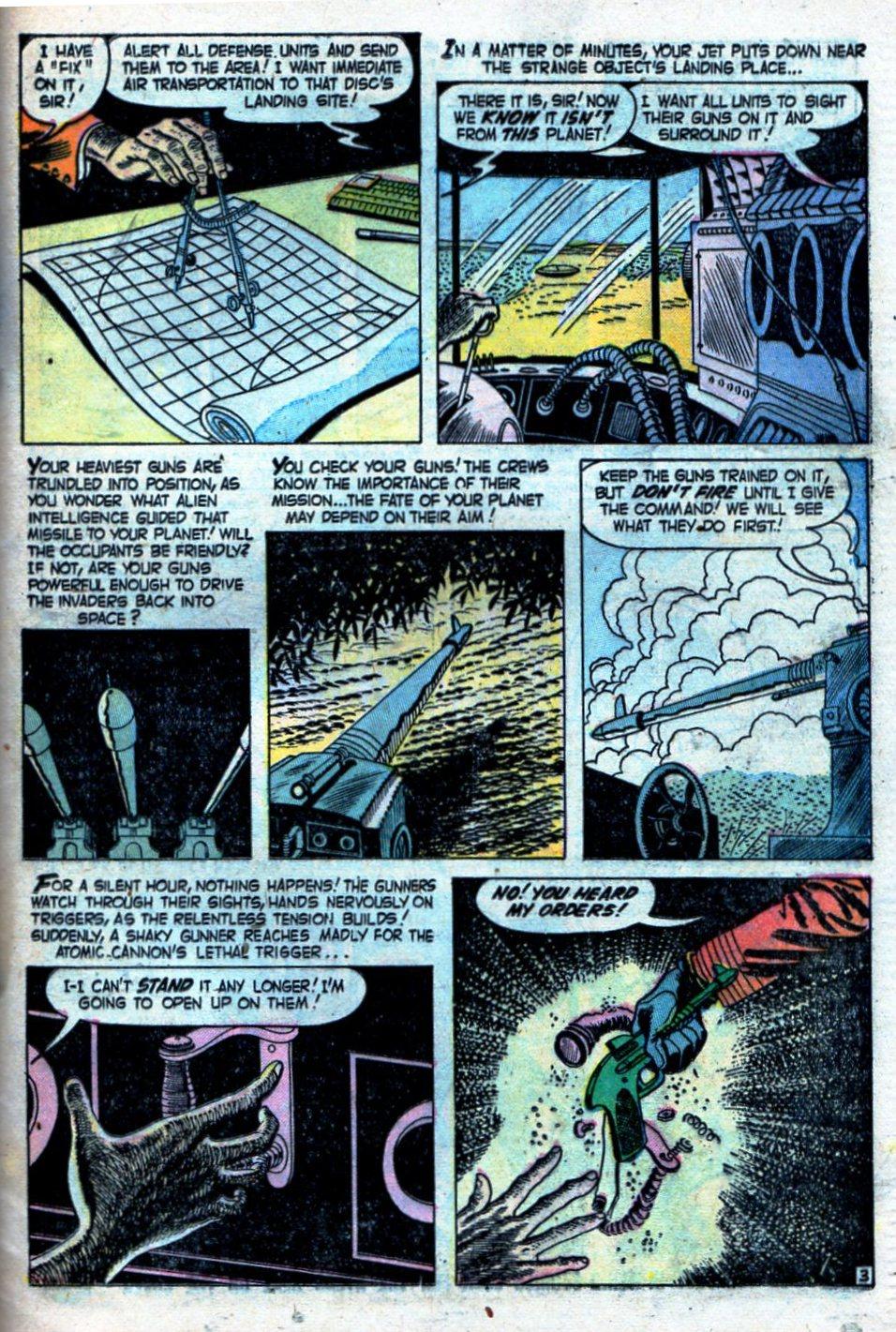Read online Adventures into Weird Worlds comic -  Issue #27 - 26