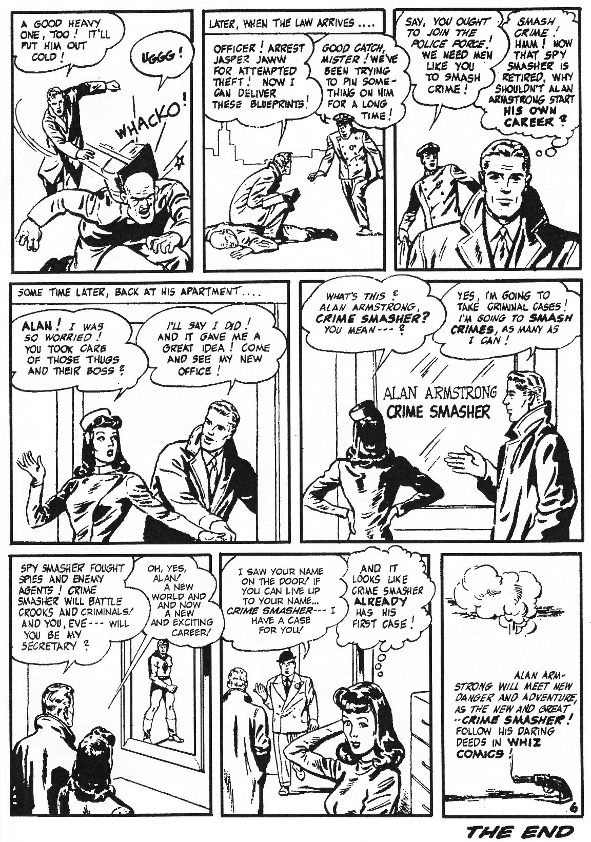 Read online Men of Mystery Comics comic -  Issue #75 - 57