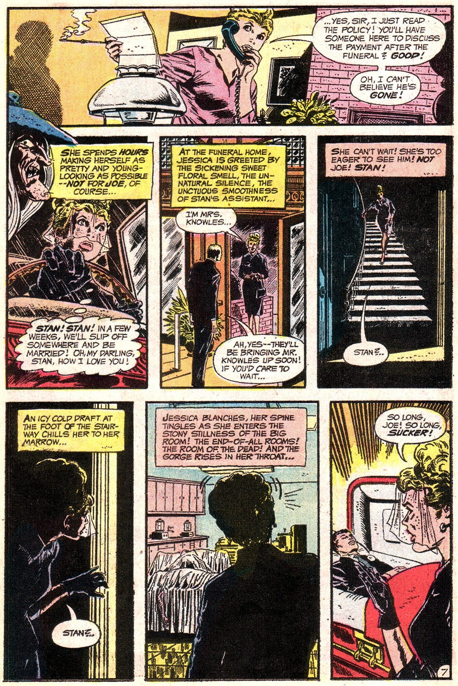 The Witching Hour (1969) issue 25 - Page 11