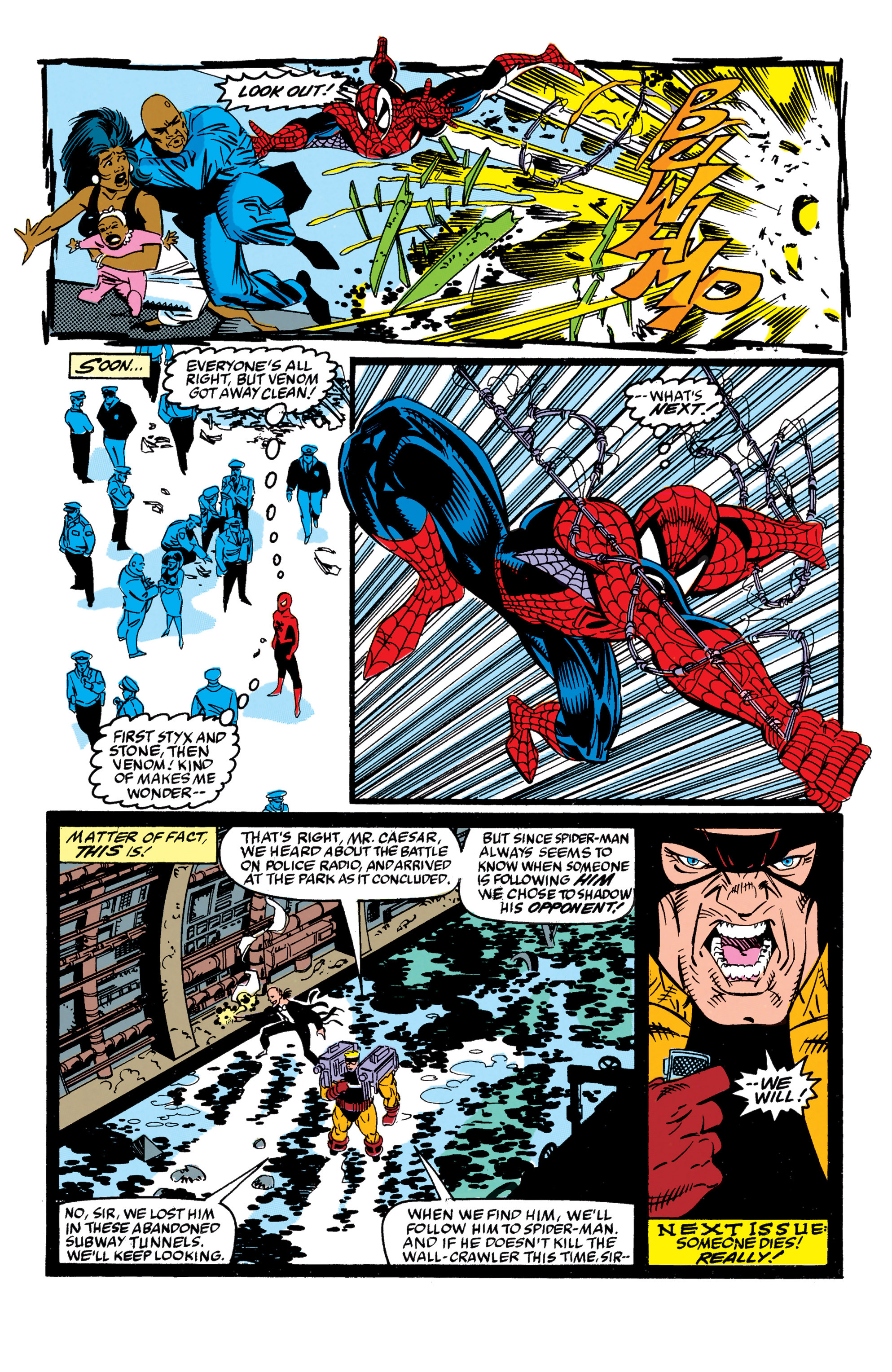 The Amazing Spider-Man (1963) 332 Page 23
