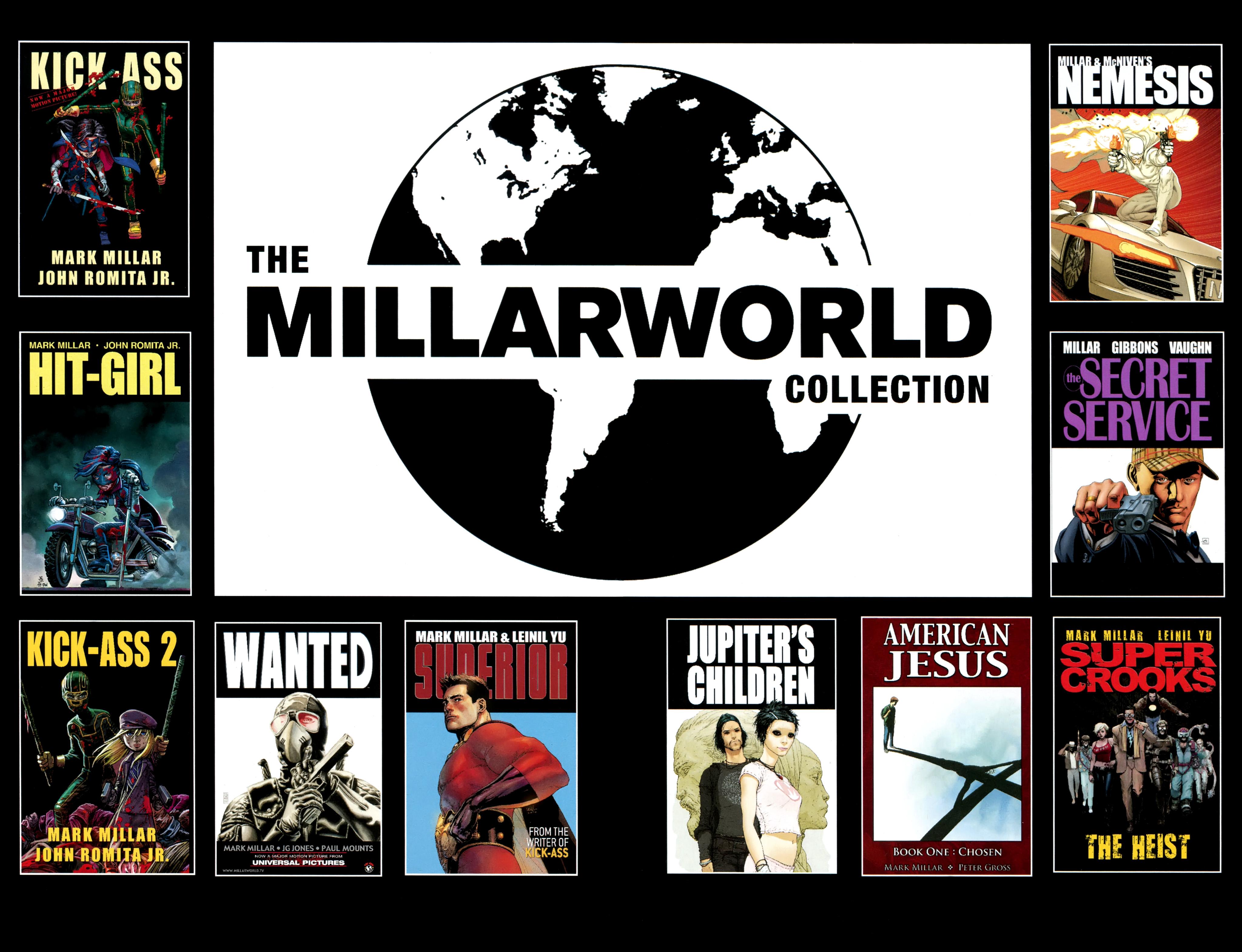 Read online Secret Service comic -  Issue #4 - 28