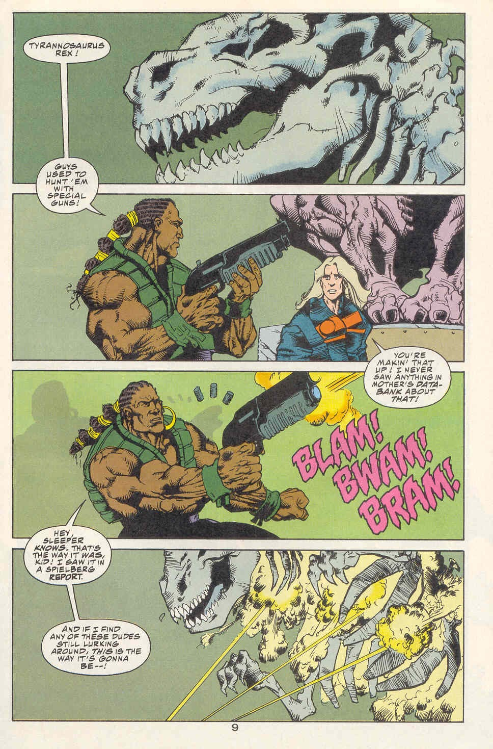 Read online Kamandi: At Earth's End comic -  Issue #2 - 10