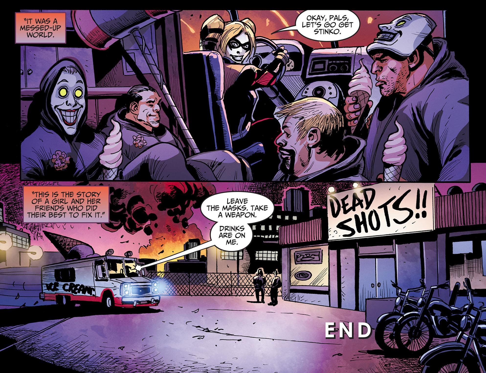 Read online Injustice: Ground Zero comic -  Issue #2 - 23
