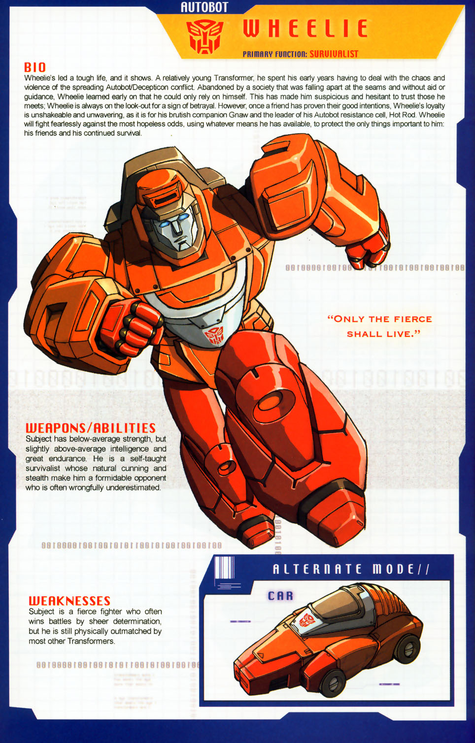Read online Transformers: More than Meets the Eye comic -  Issue #7 - 43