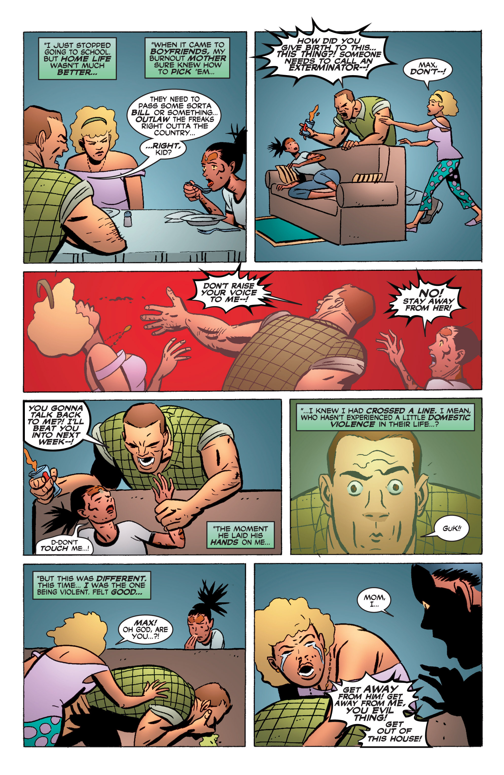 Read online Uncanny X-Men (1963) comic -  Issue #400 - 25