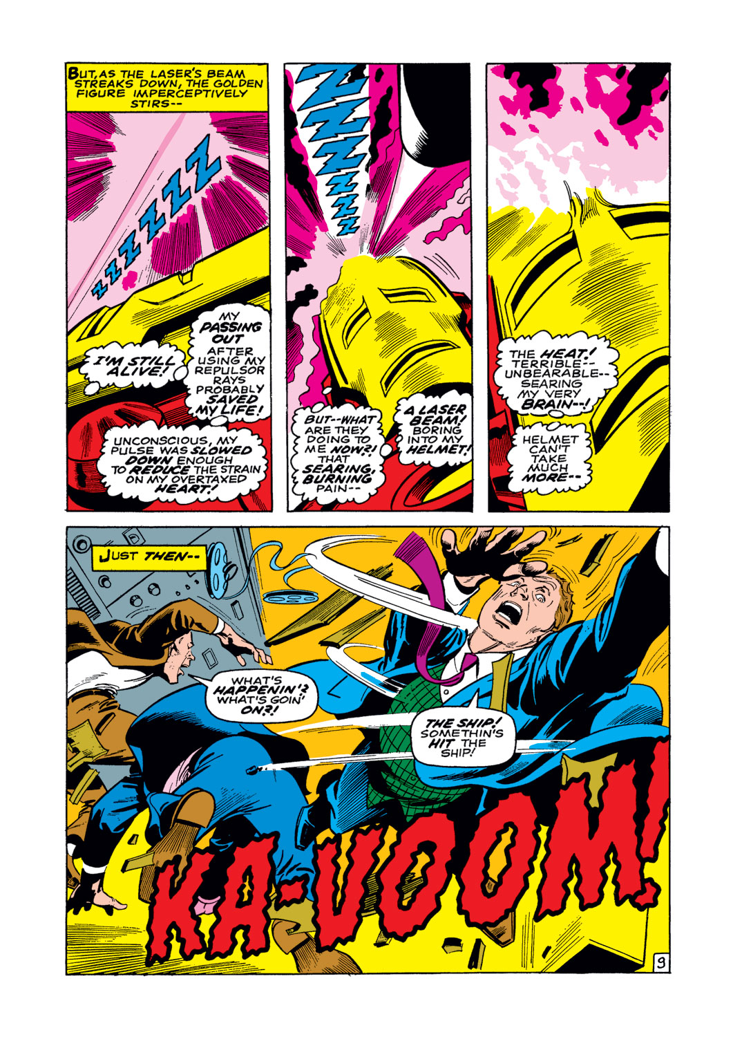 Tales of Suspense (1959) issue 99 - Page 10