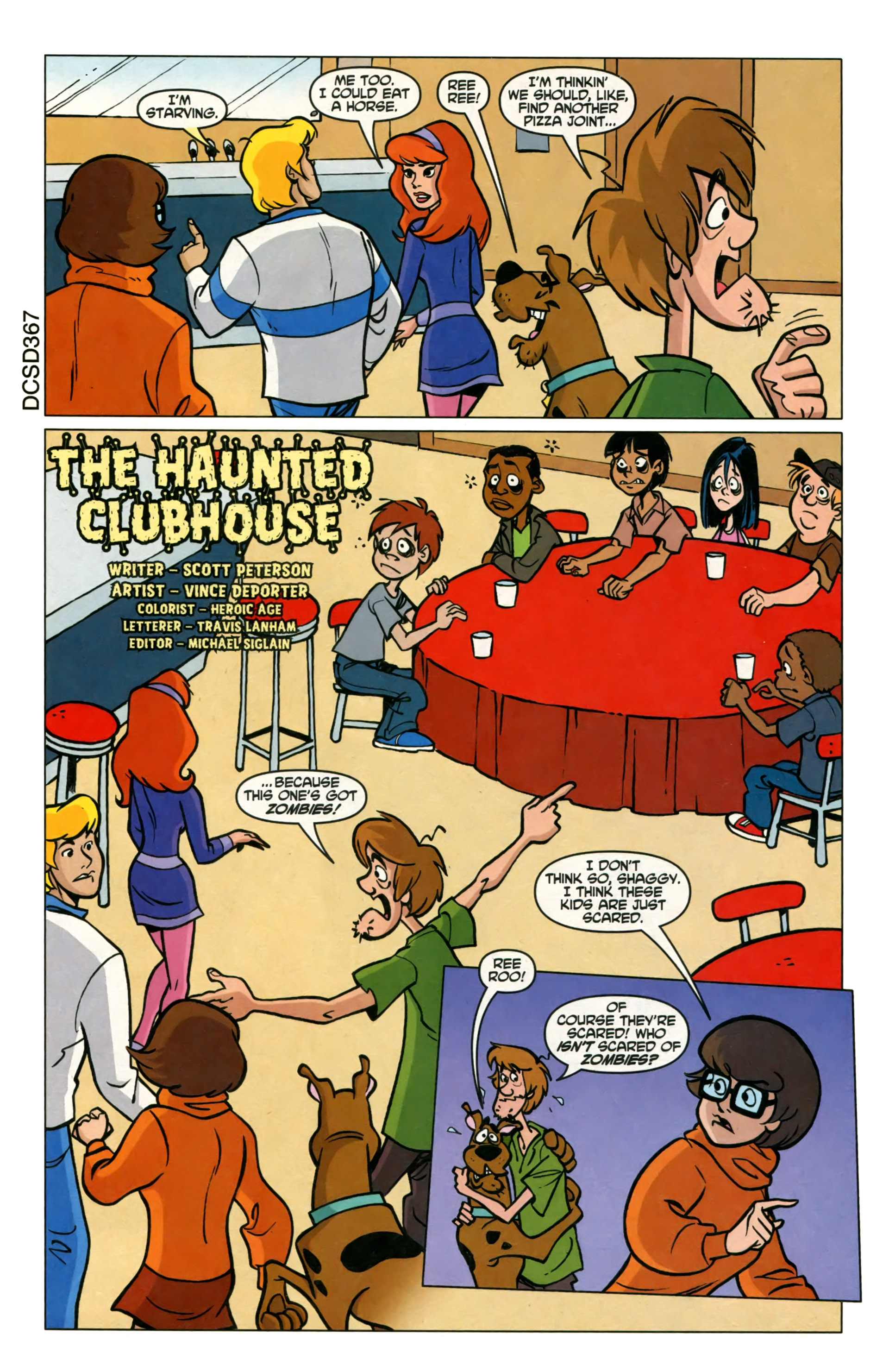 Read online Scooby-Doo (1997) comic -  Issue #108 - 14
