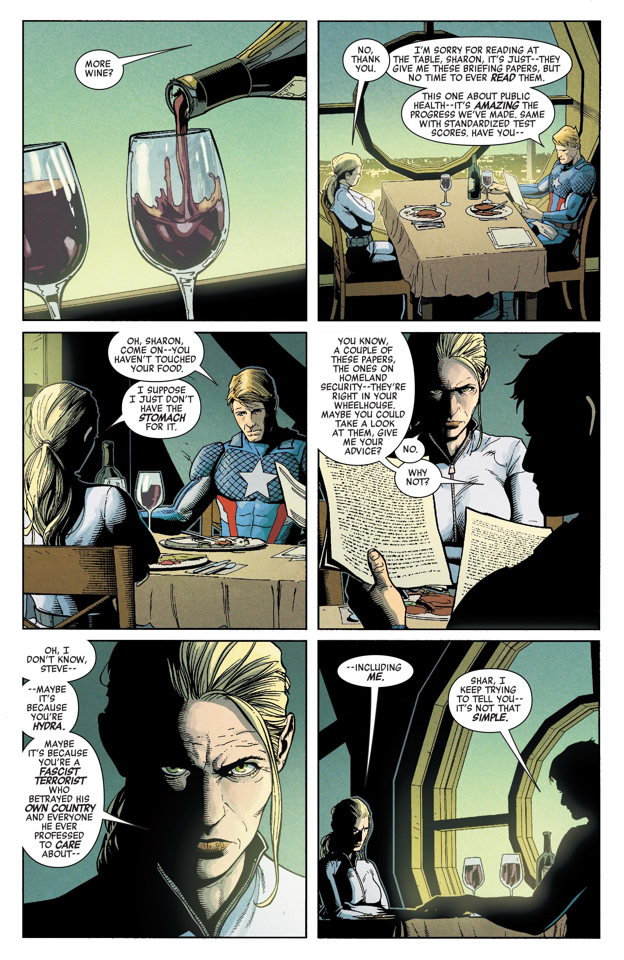 Read online Secret Empire comic -  Issue #1 - 26