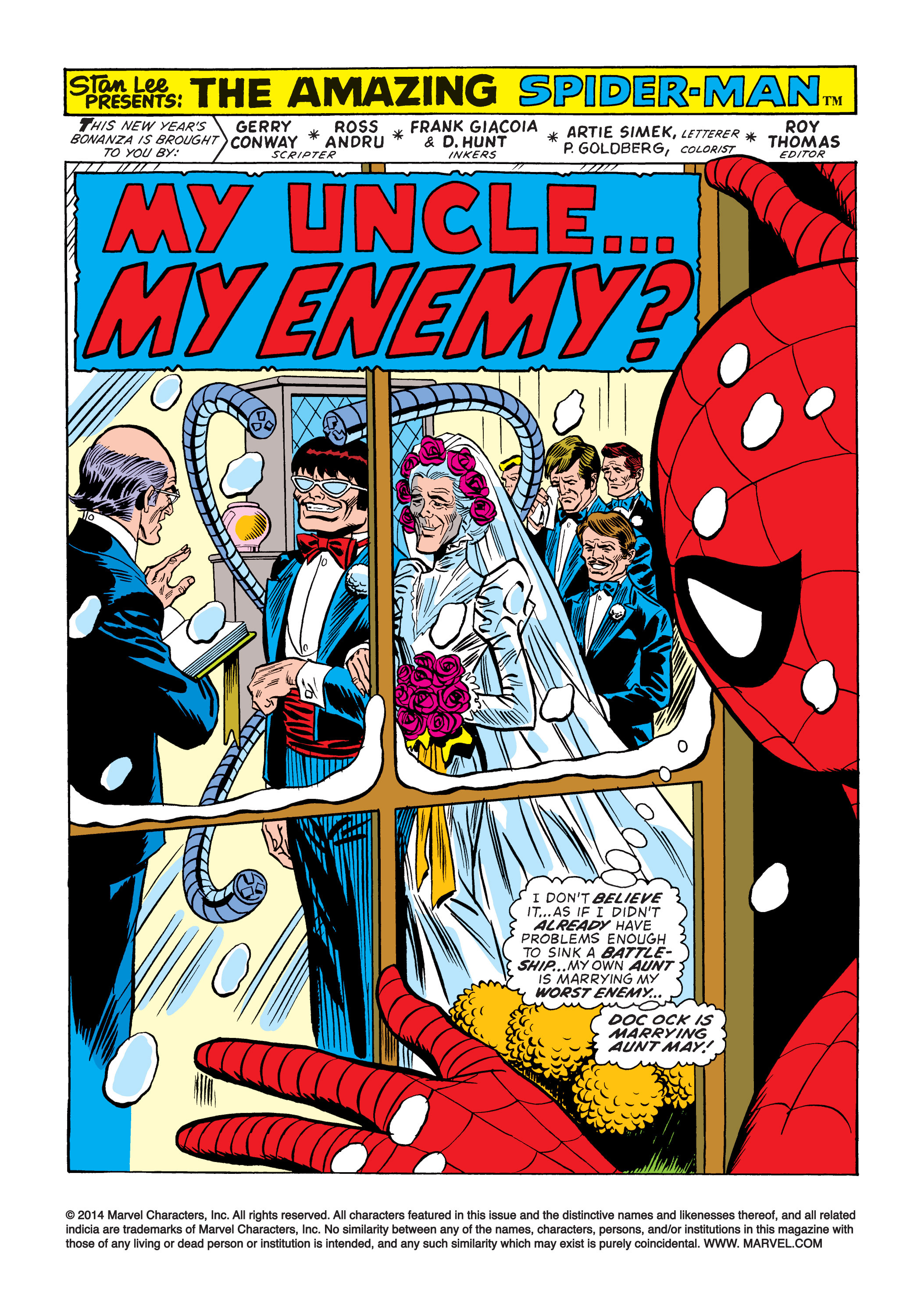 The Amazing Spider-Man (1963) 131 Page 1