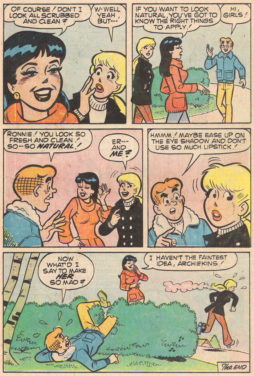 Read online Archie's Girls Betty and Veronica comic -  Issue #255 - 18