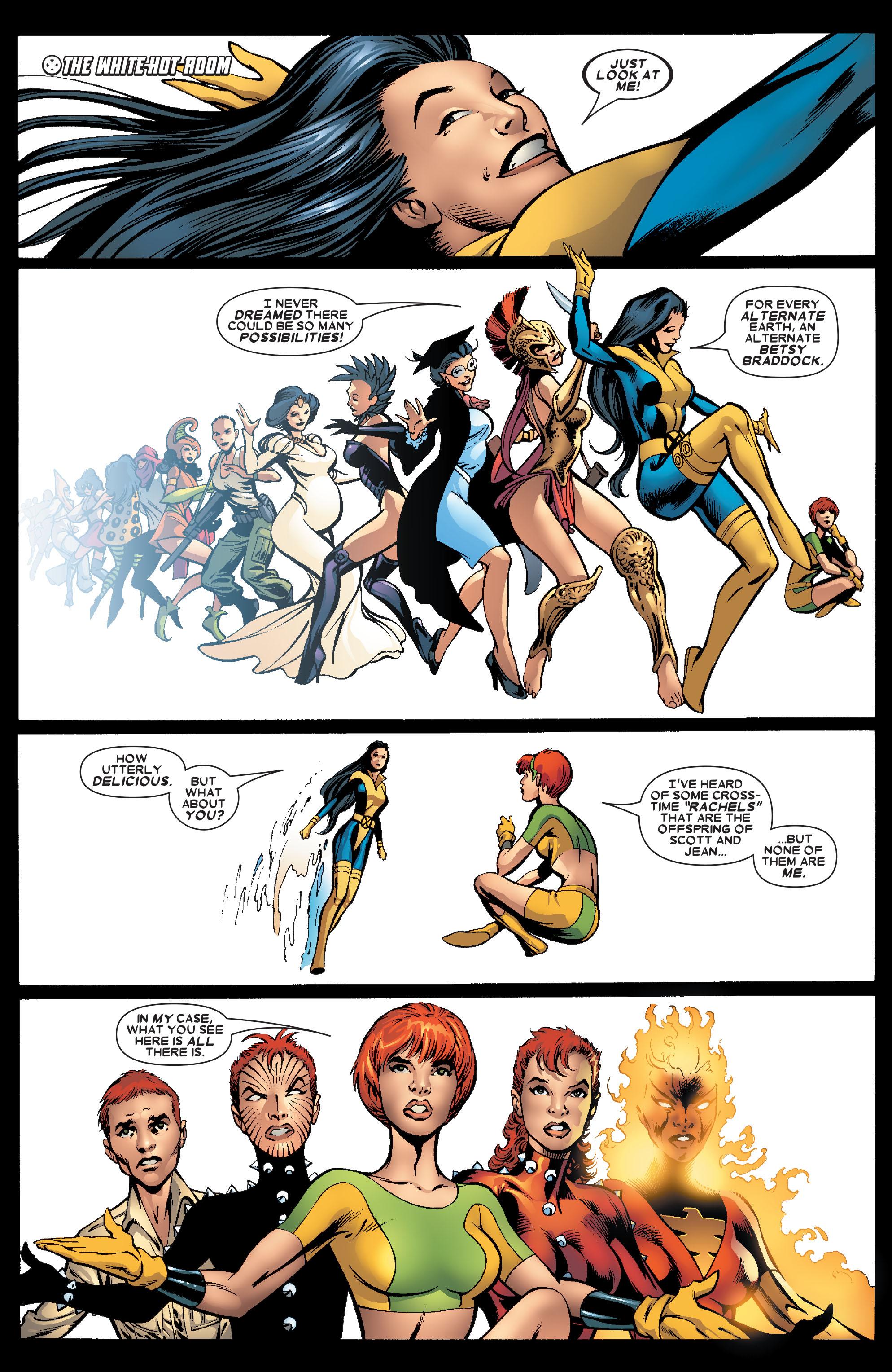 Read online Uncanny X-Men (1963) comic -  Issue #462 - 19
