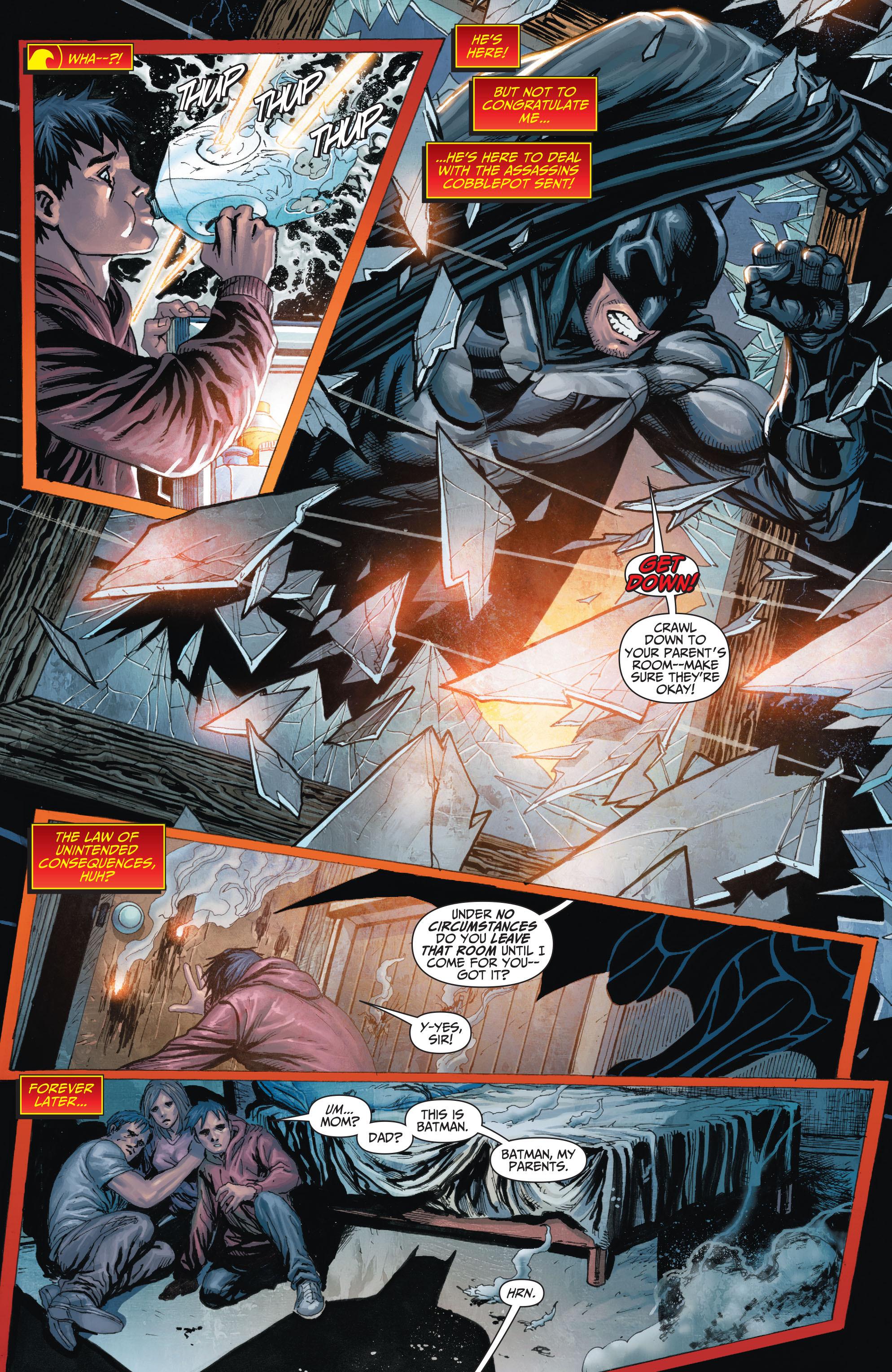 Read online Secret Origins (2014) comic -  Issue #3 - 32
