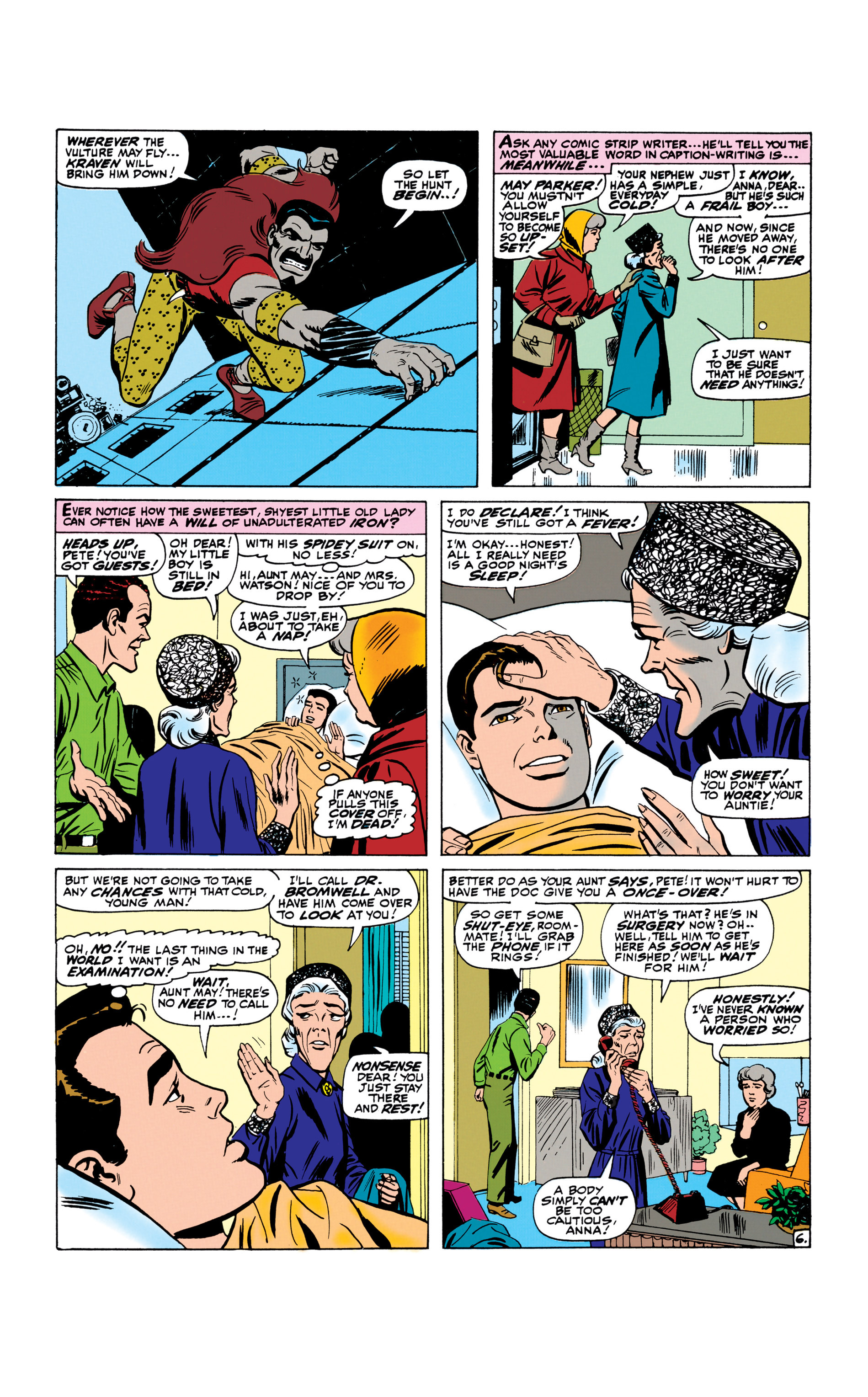 The Amazing Spider-Man (1963) 49 Page 6