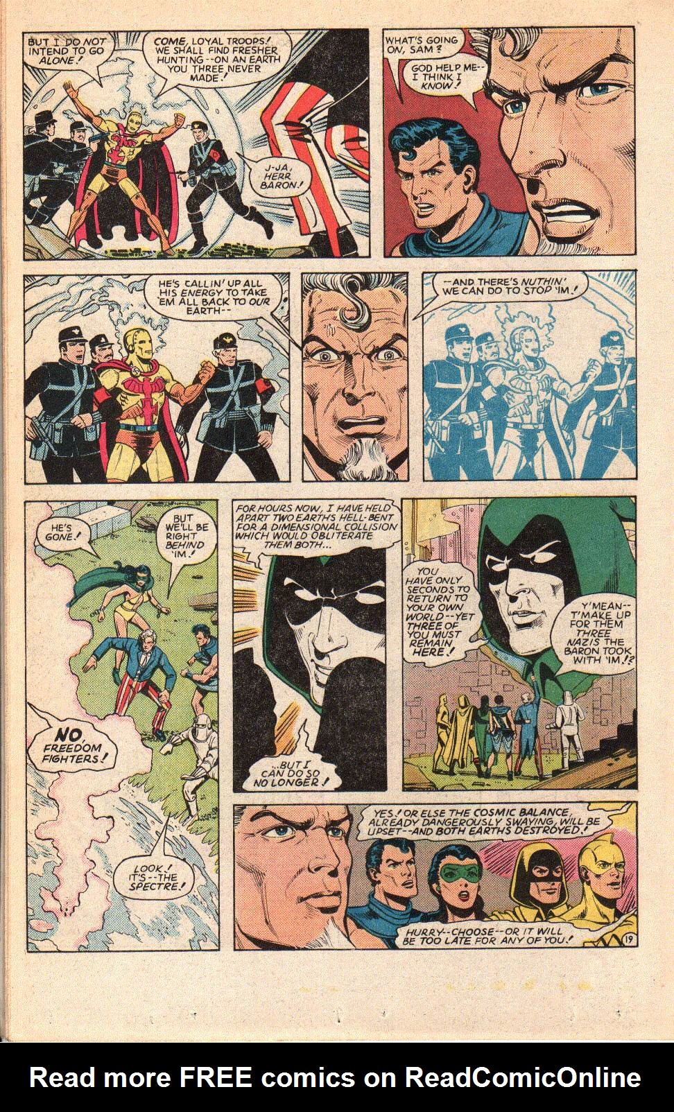 Read online All-Star Squadron comic -  Issue #35 - 26