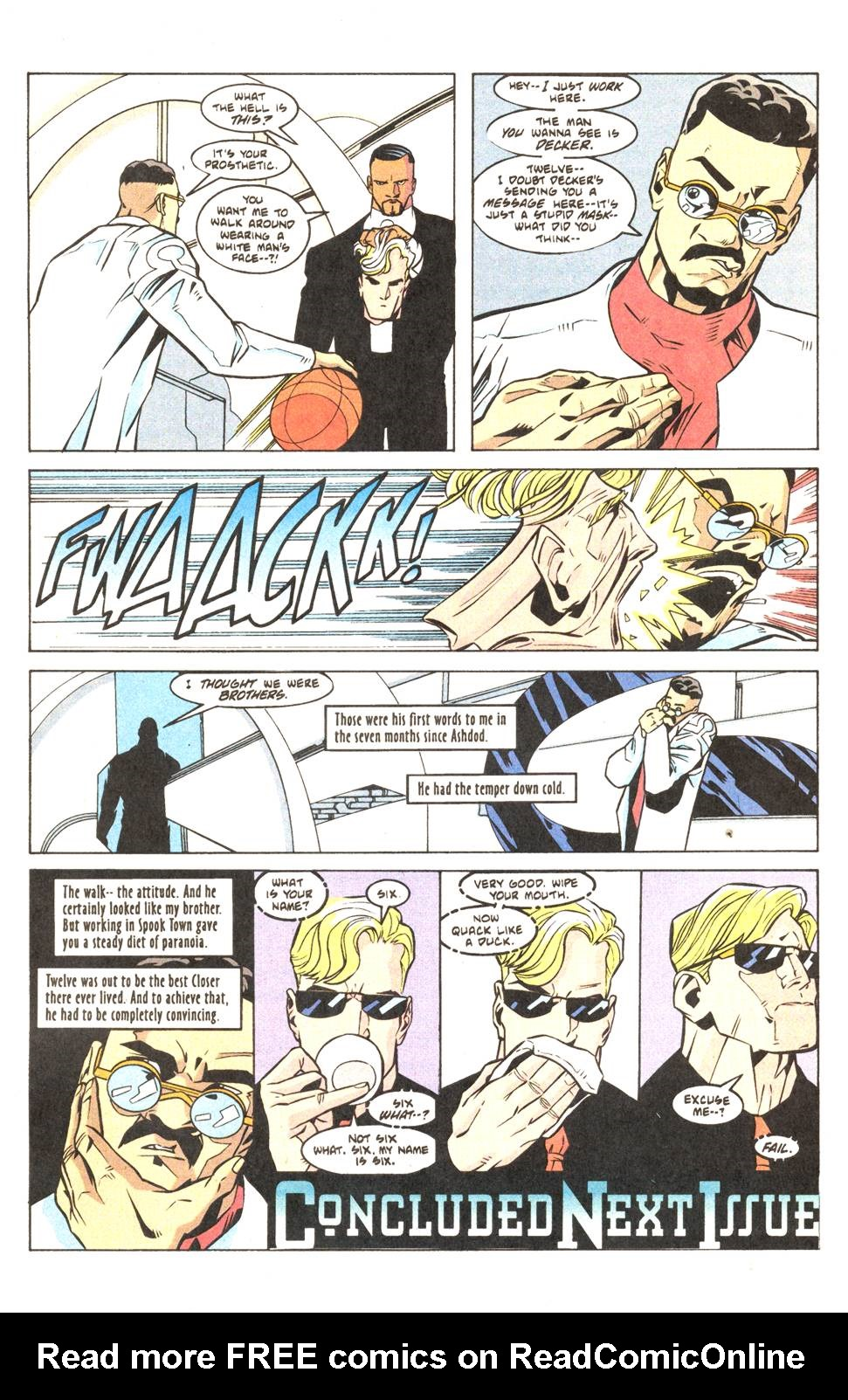 Read online Xero comic -  Issue #7 - 25