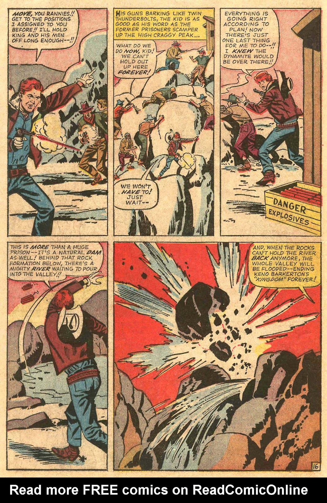 The Rawhide Kid (1955) issue 41 - Page 22