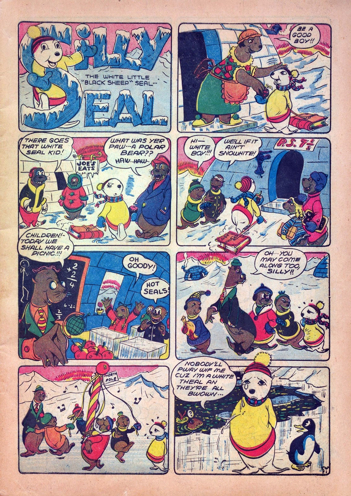 Krazy Komics issue 1 - Page 3