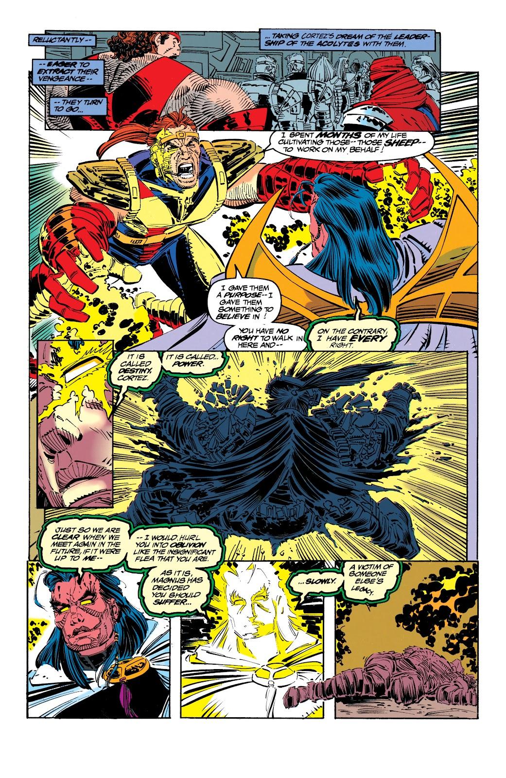 Uncanny X-Men (1963) issue 304 - Page 5