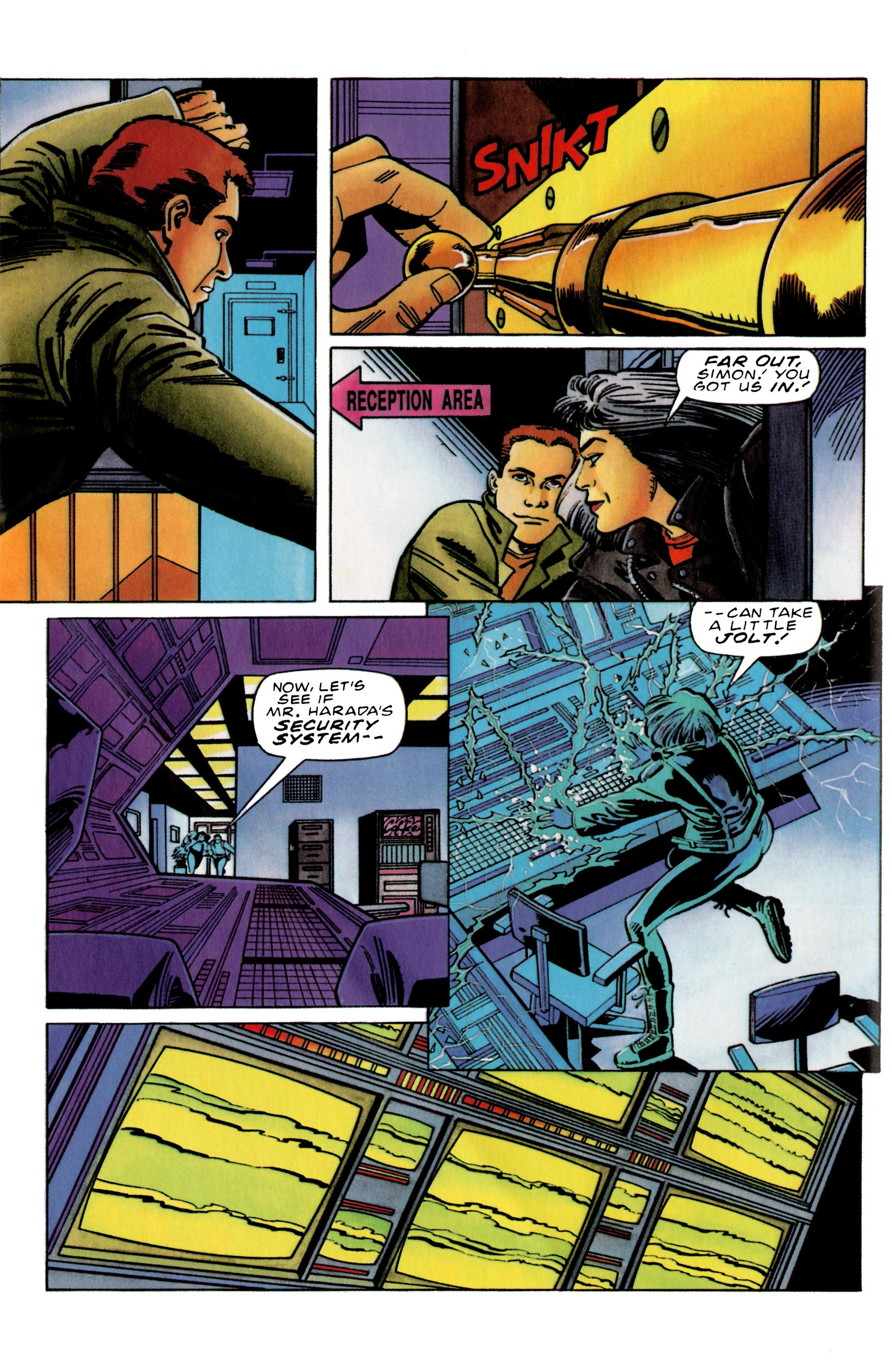 Read online Harbinger (1992) comic -  Issue #39 - 12