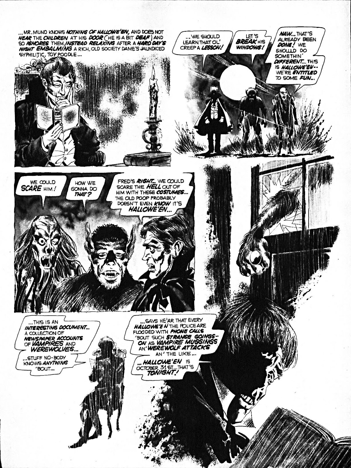 Scream (1973) issue 8 - Page 26