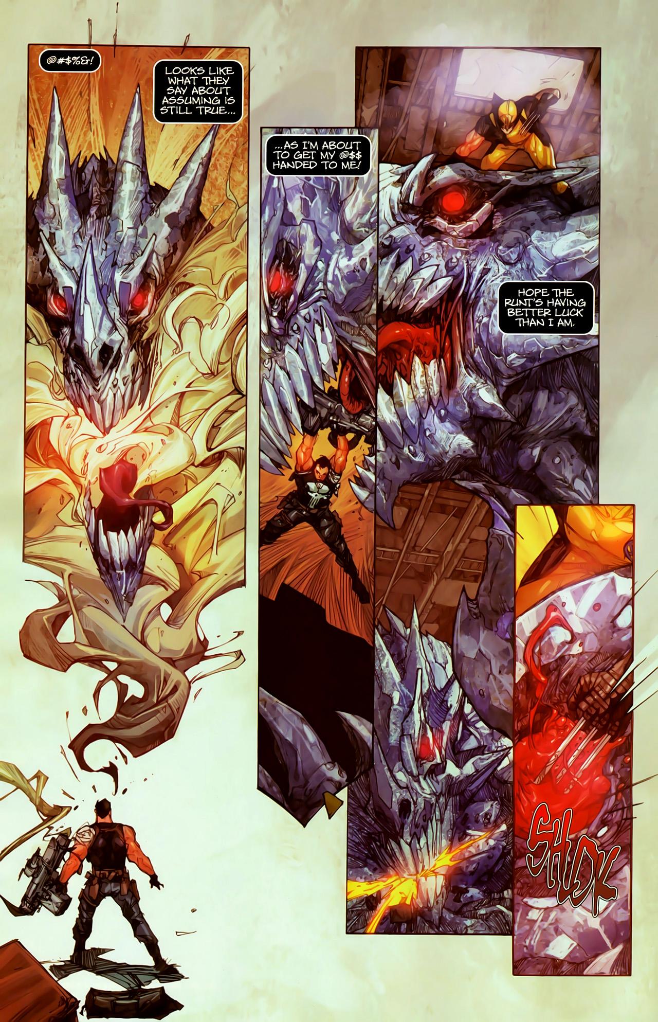 Read online Astonishing Tales (2009) comic -  Issue #5 - 6