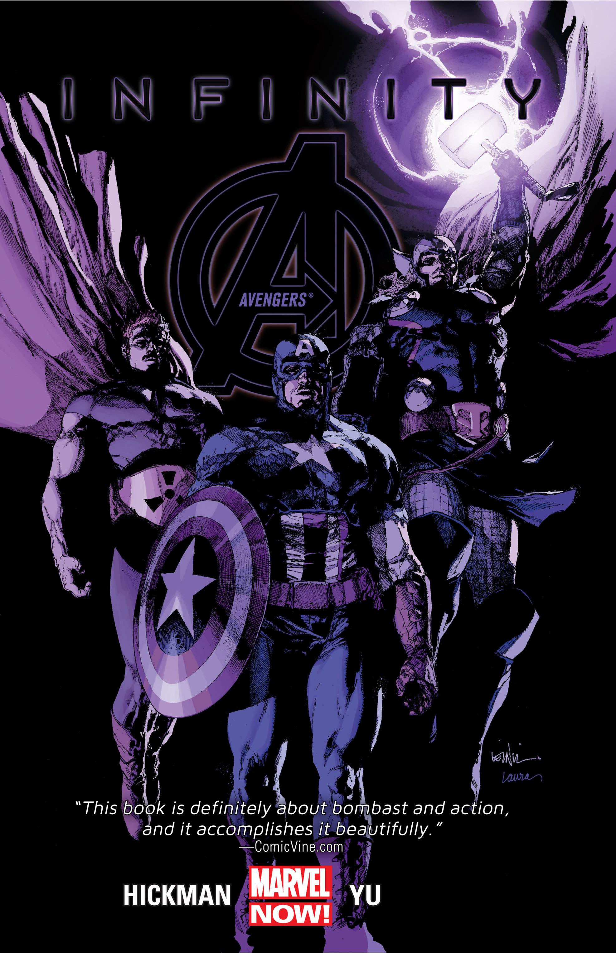 Read online Avengers (2013) comic -  Issue #Avengers (2013) _TPB 4 - 1