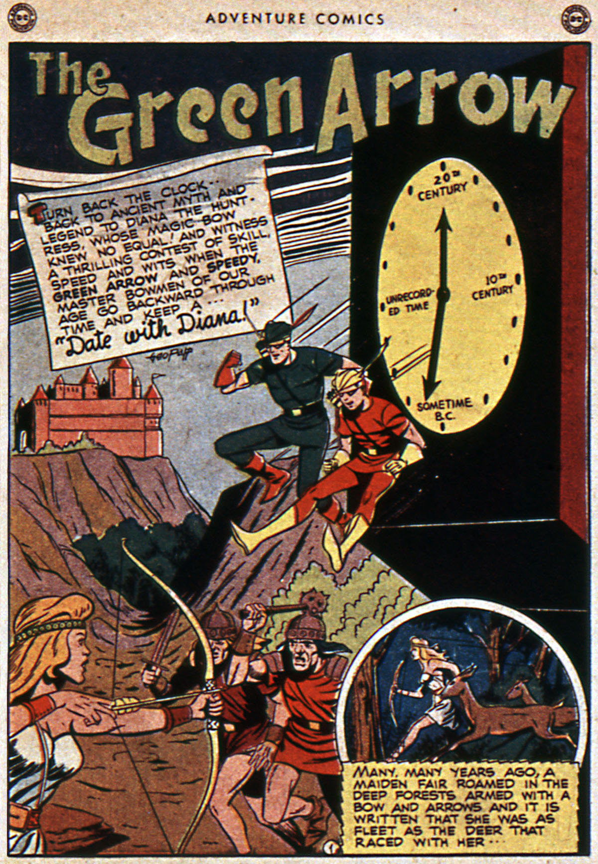 Read online Adventure Comics (1938) comic -  Issue #111 - 11