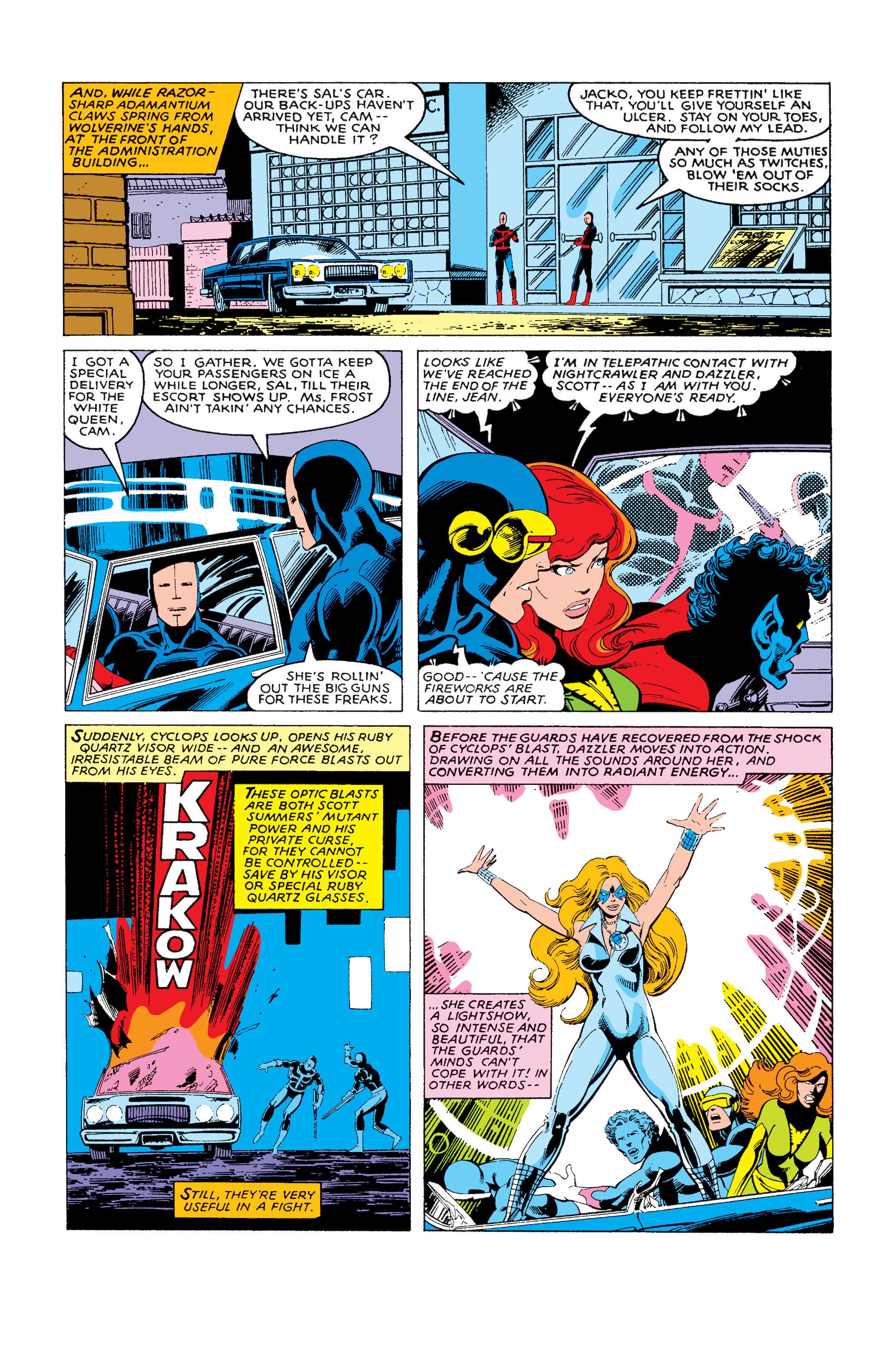 Uncanny X-Men (1963) 131 Page 9