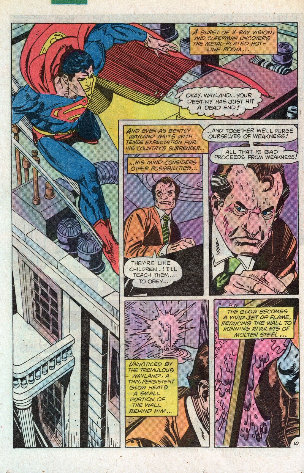 Read online Superman Special (1983) comic -  Issue #1 - 14