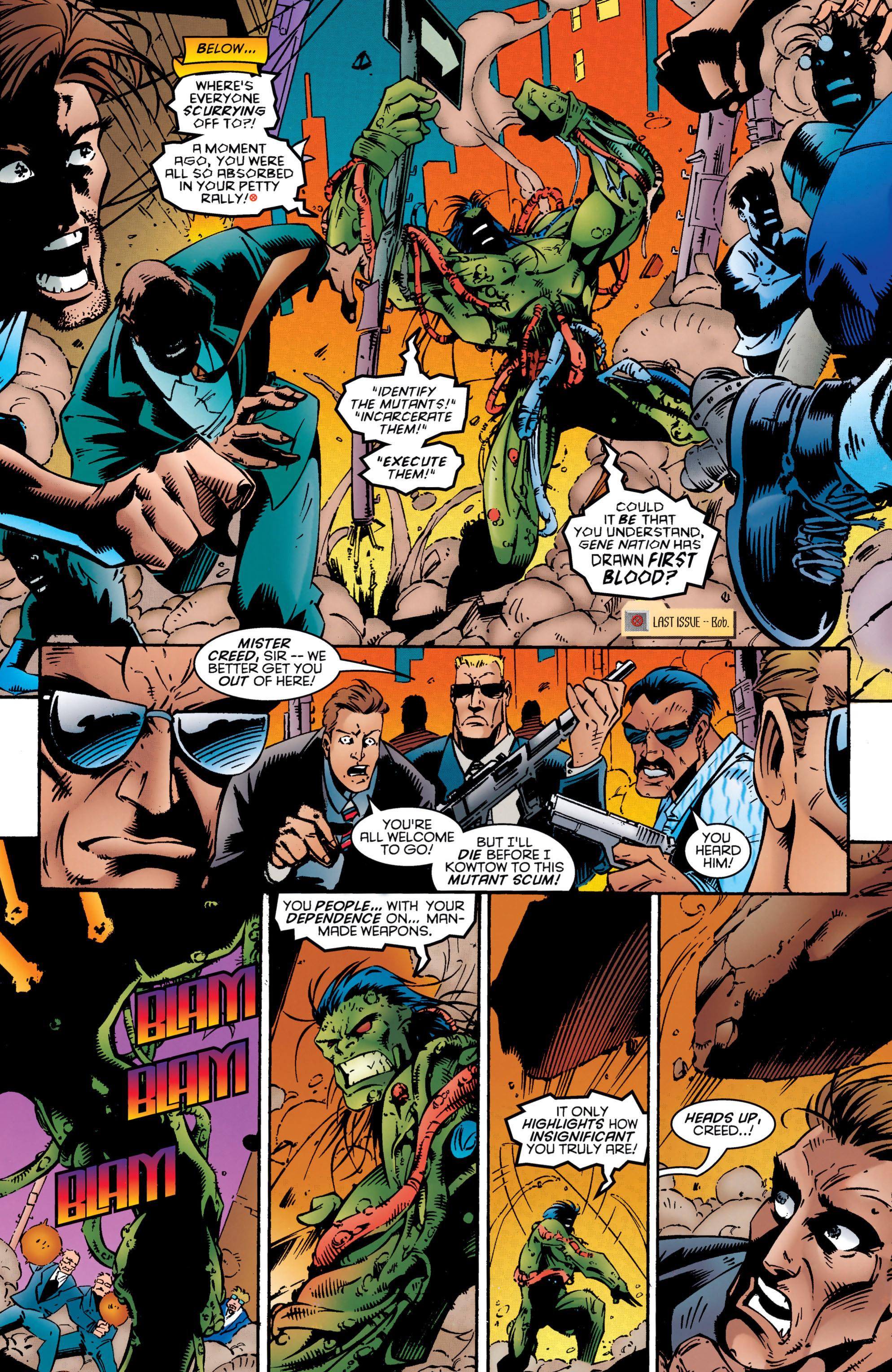 Read online Uncanny X-Men (1963) comic -  Issue #324 - 13