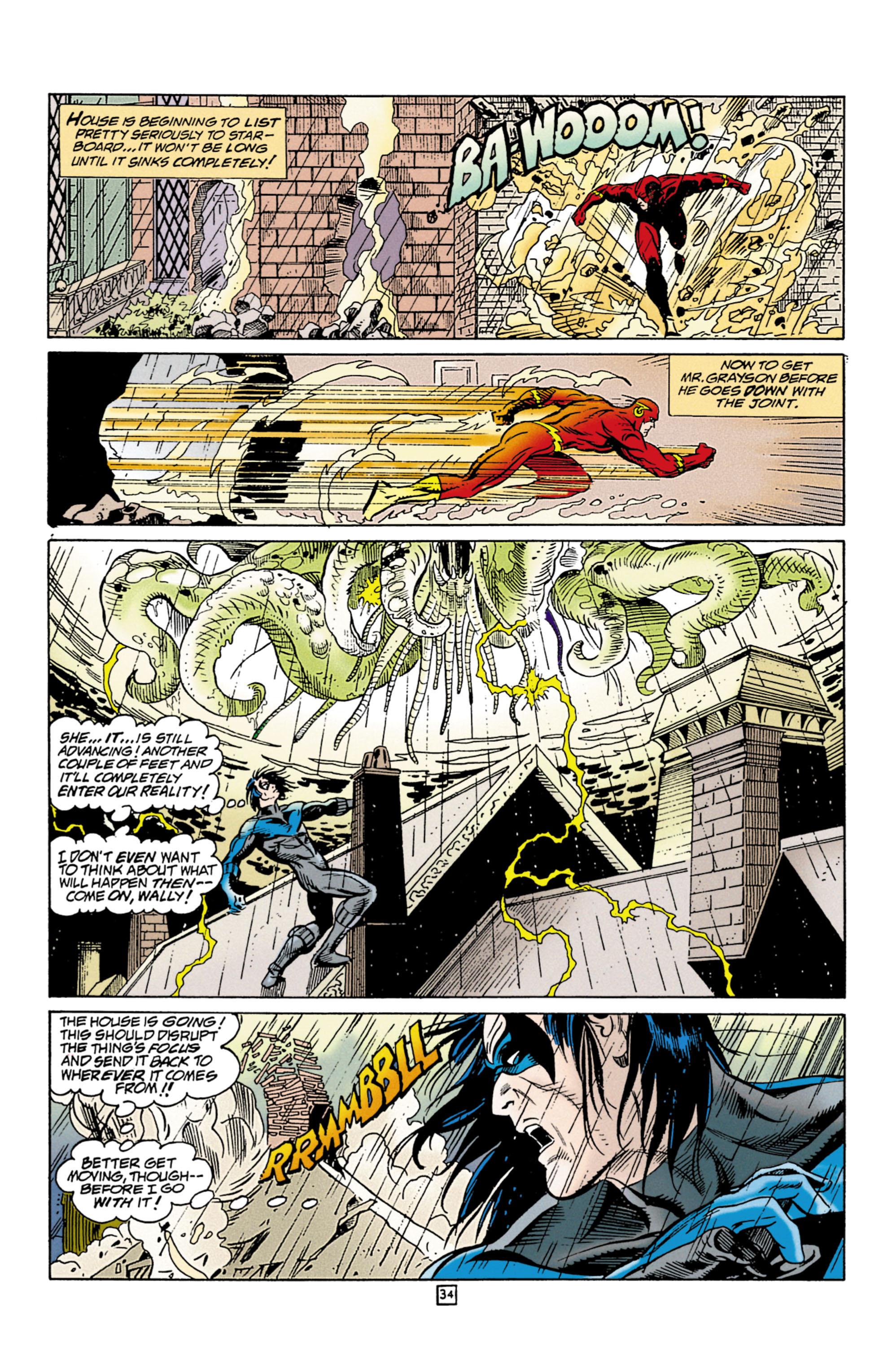 Read online Flash Plus comic -  Issue # Full - 35