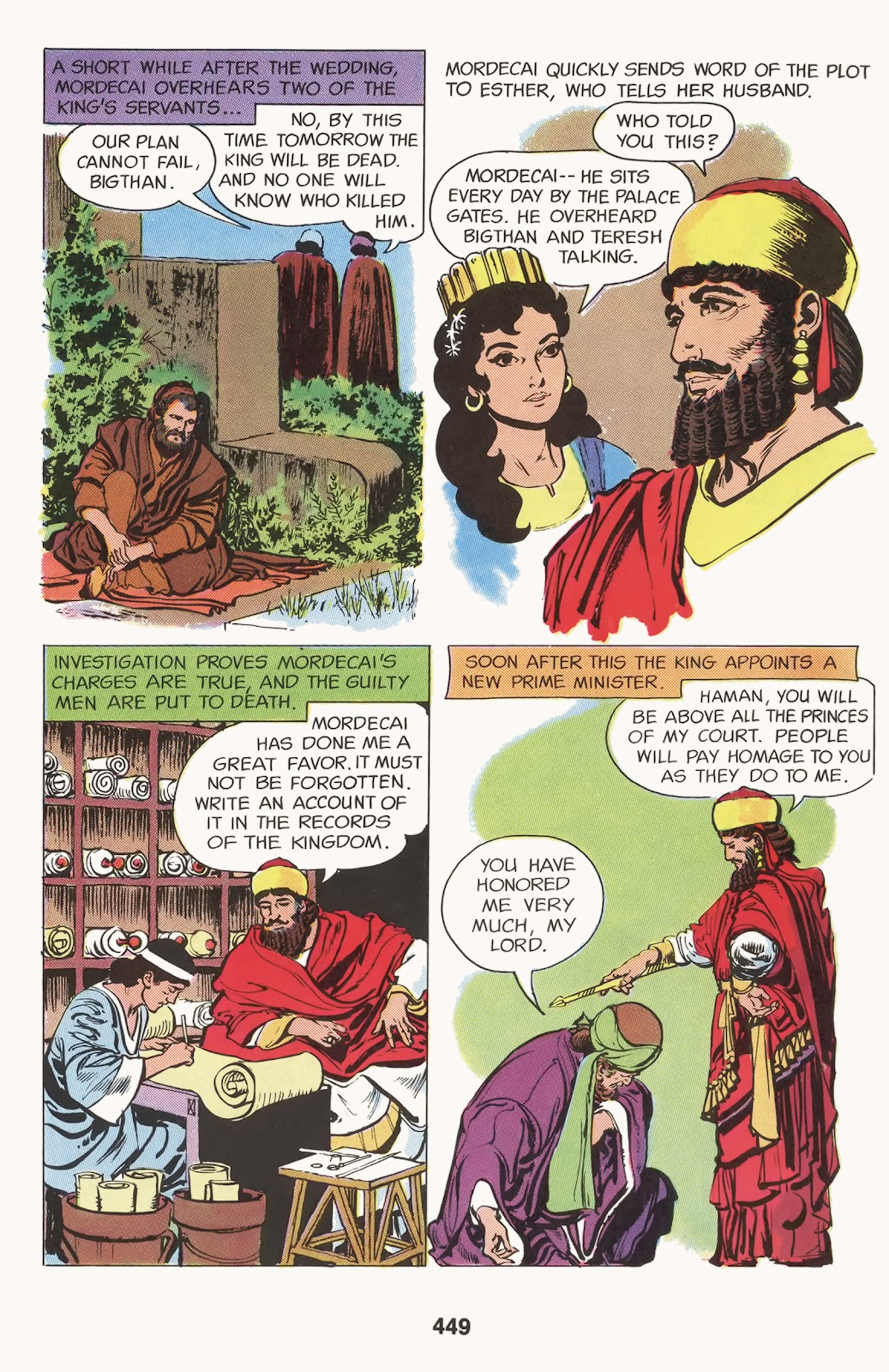 The Picture Bible issue TPB (Part 5) - Page 52