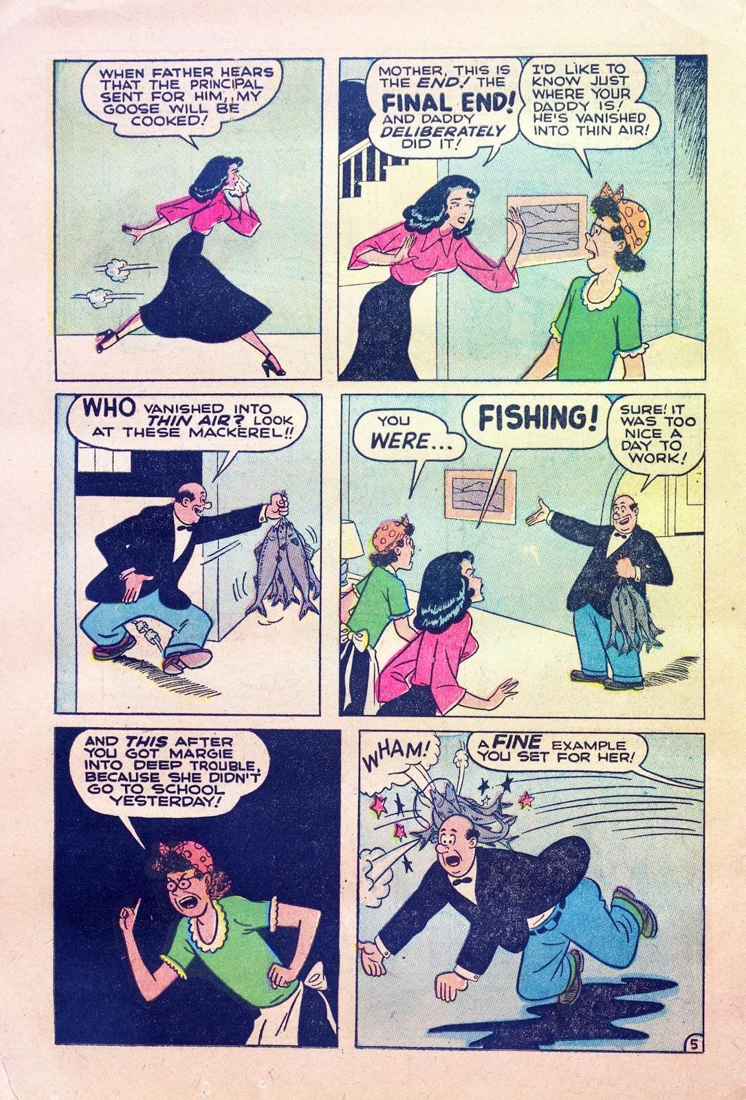 Read online Joker Comics comic -  Issue #41 - 36