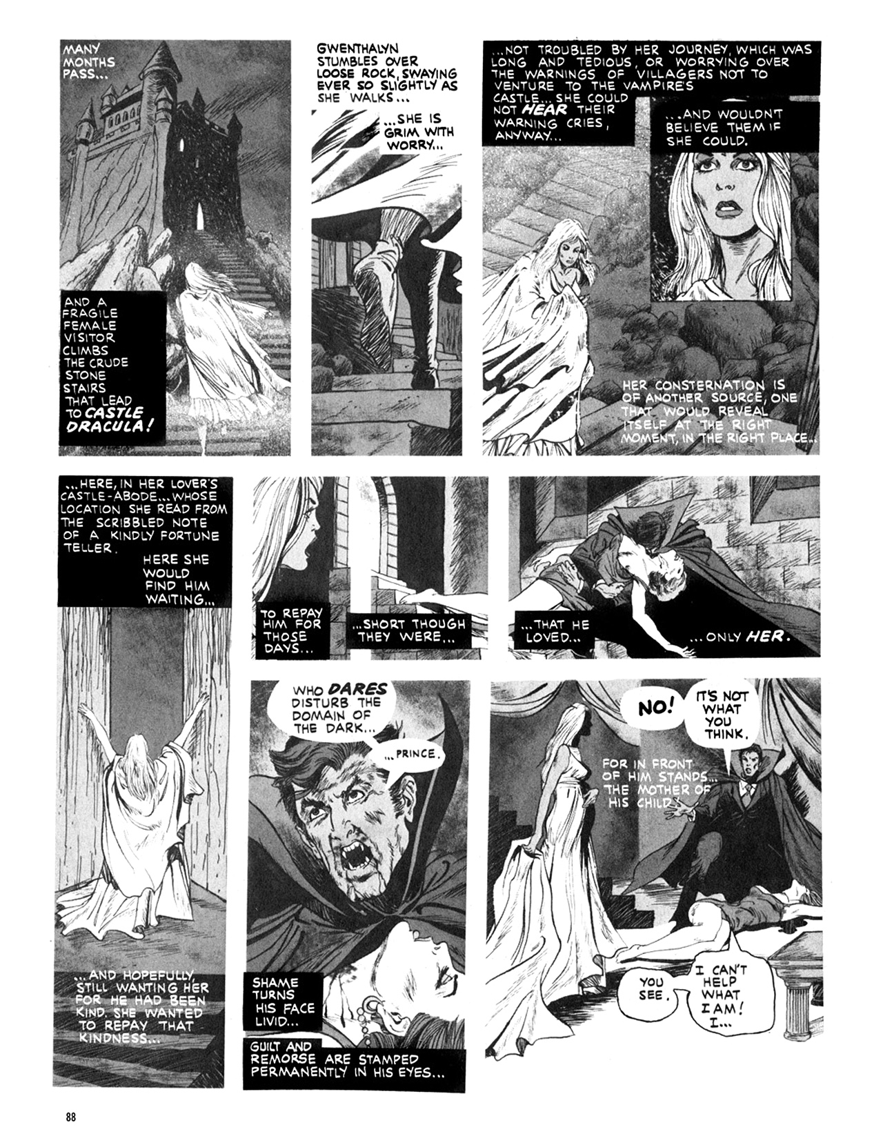 Read online Eerie Archives comic -  Issue # TPB 10 - 89