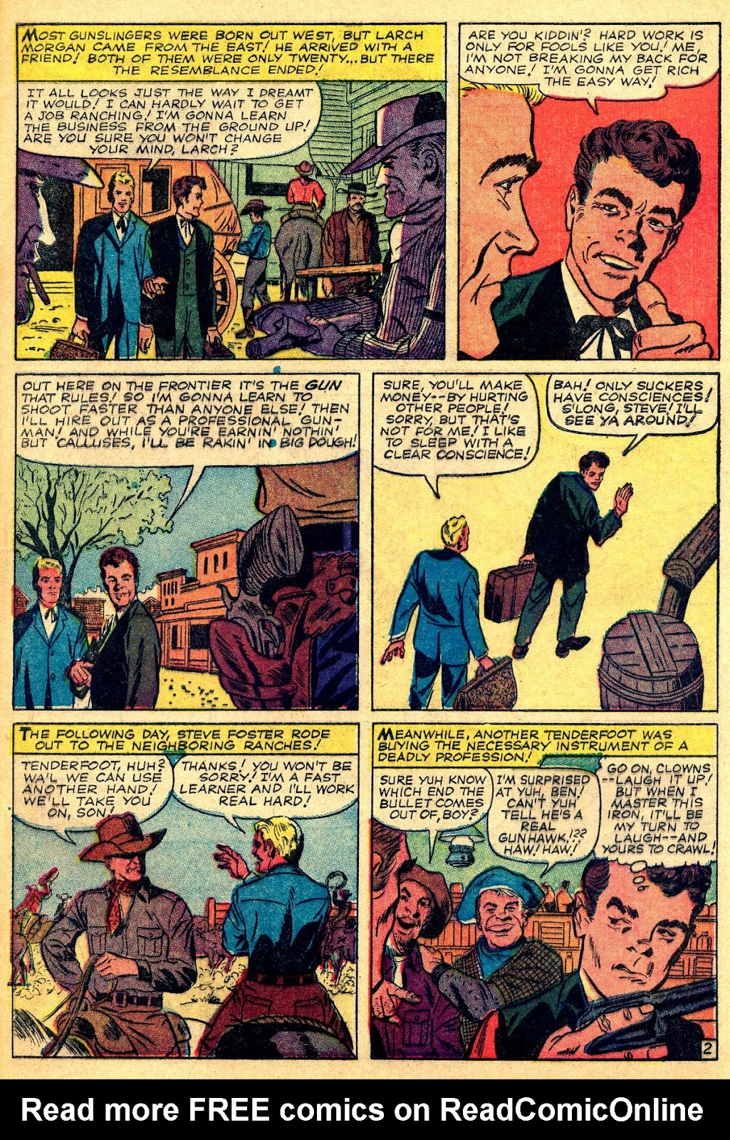 The Rawhide Kid (1955) issue 40 - Page 29