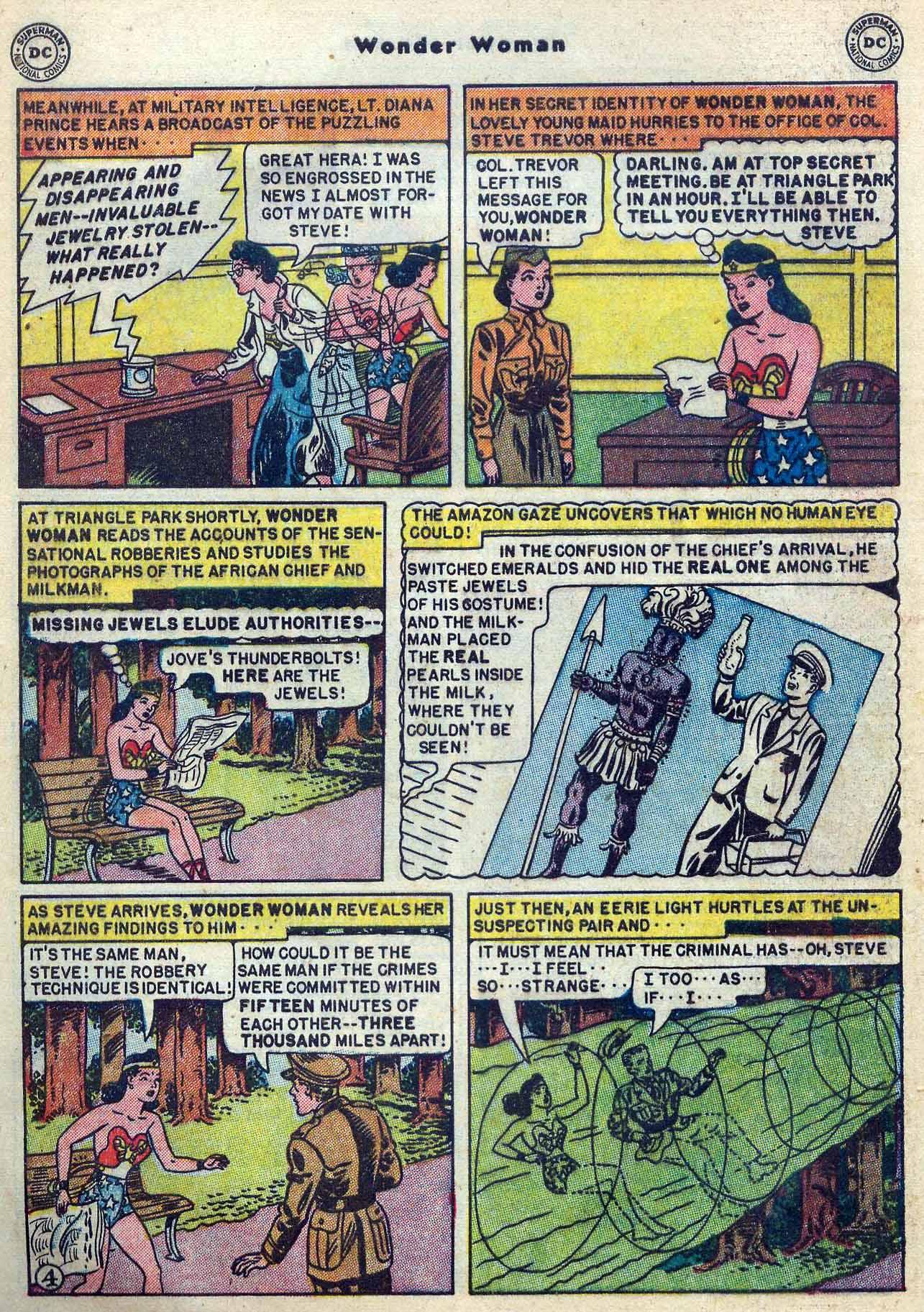 Read online Wonder Woman (1942) comic -  Issue #53 - 6