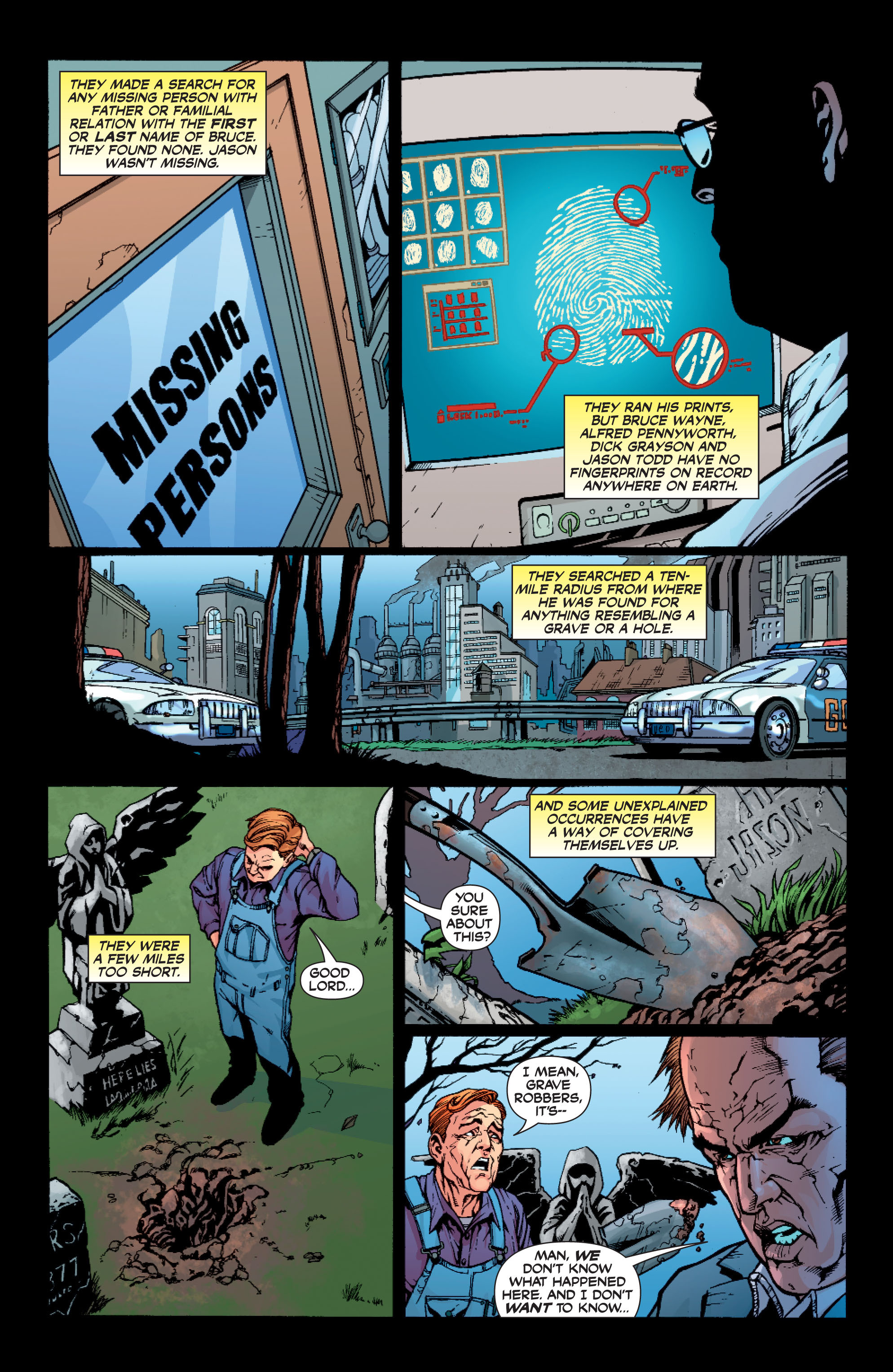 Read online Batman: Under The Red Hood comic -  Issue # Full - 335