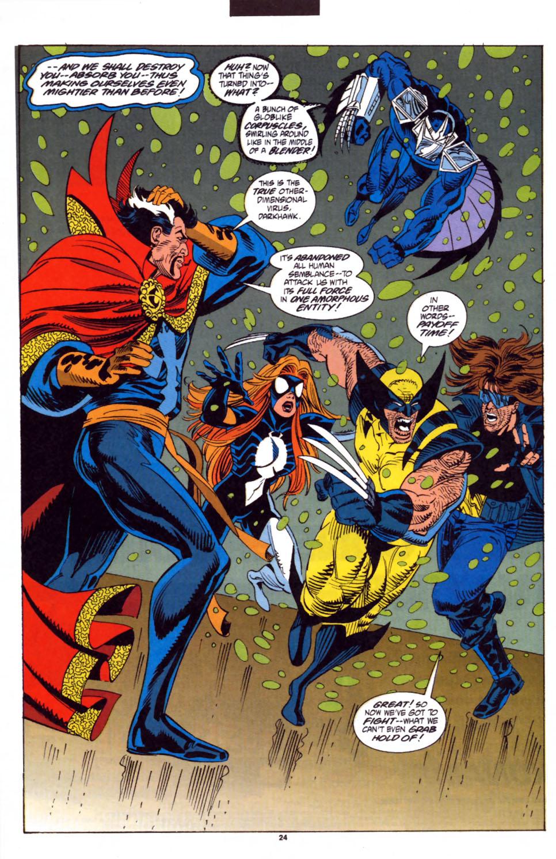 Read online Secret Defenders comic -  Issue #3 - 19