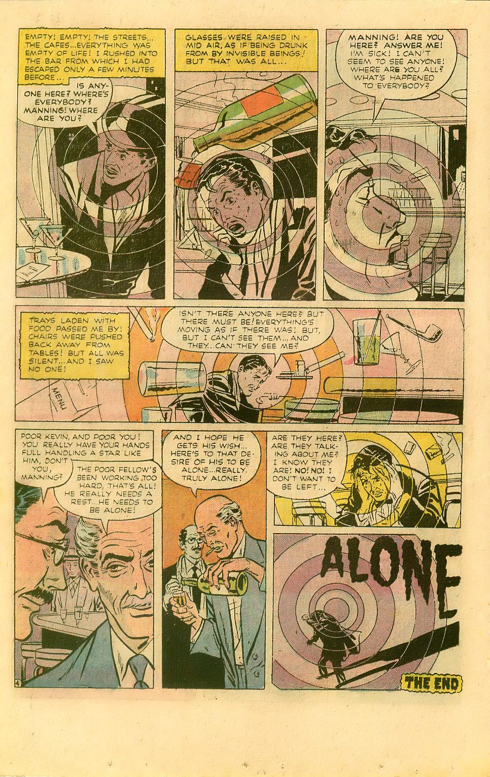 Read online Adventures into Weird Worlds comic -  Issue #9 - 16
